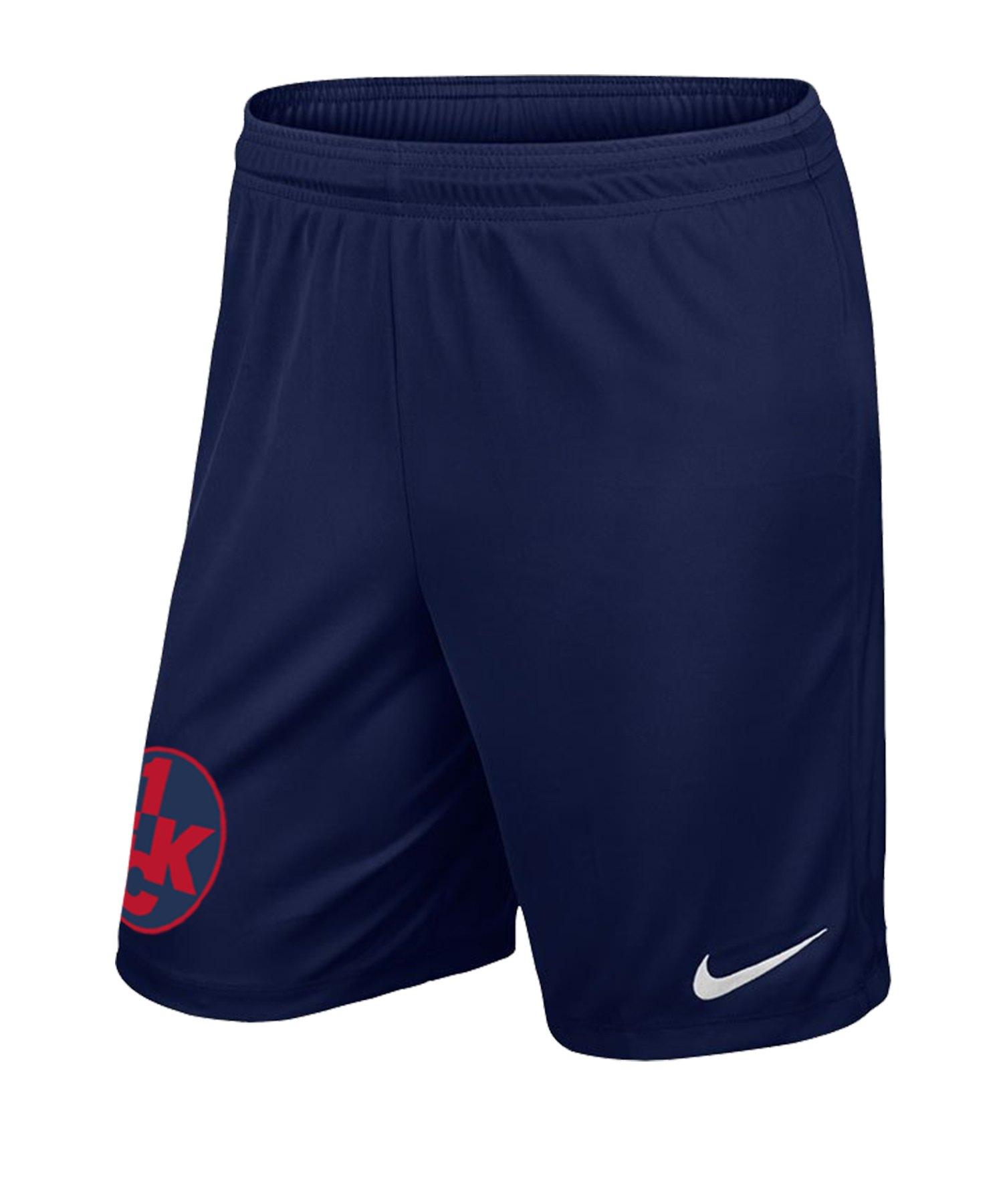 Nike 1. FC Kaiserslautern Short Away 19/20 F410 - blau