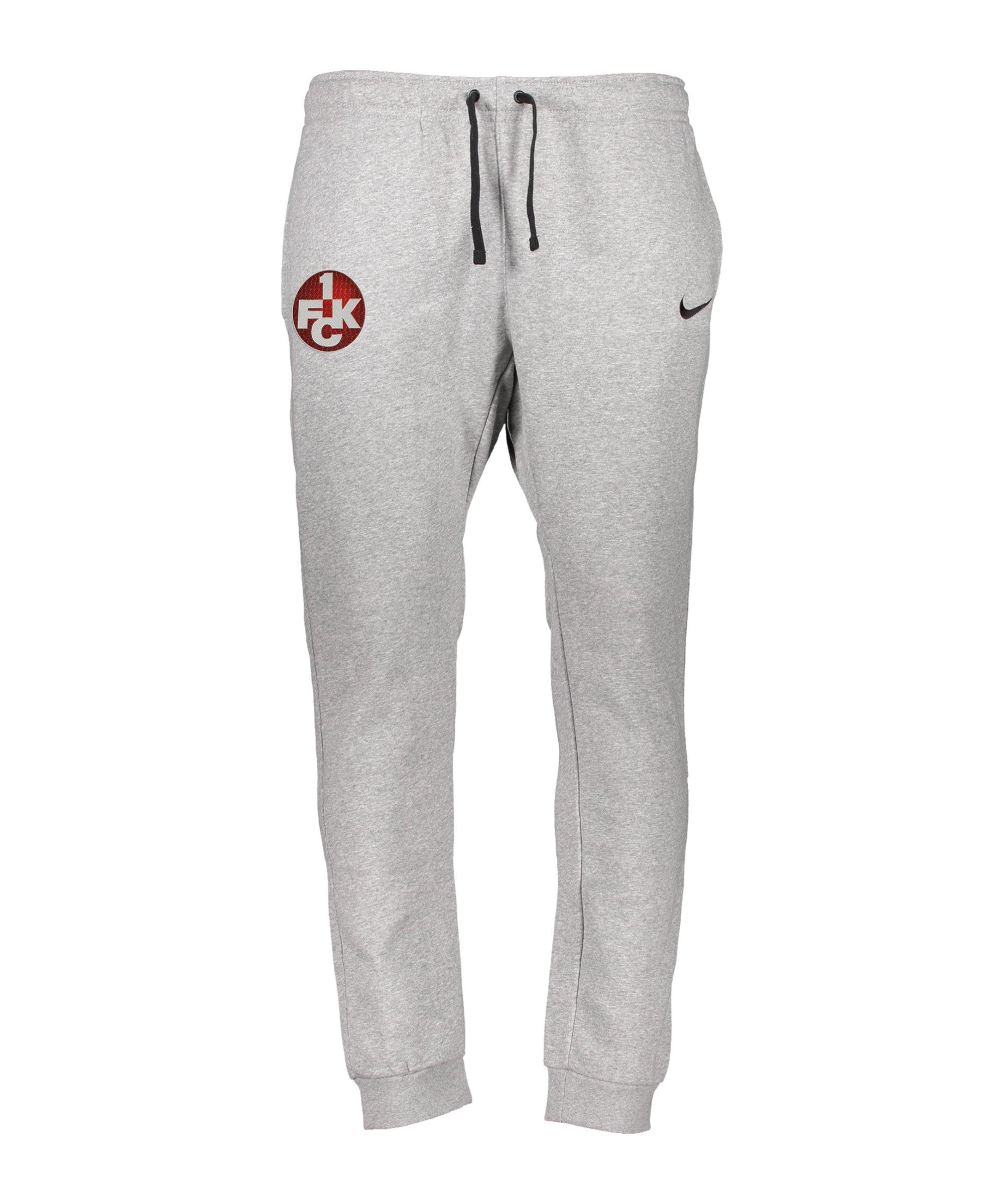 Nike 1. FC Kaiserslautern Jogginghose Grau F063 - grau