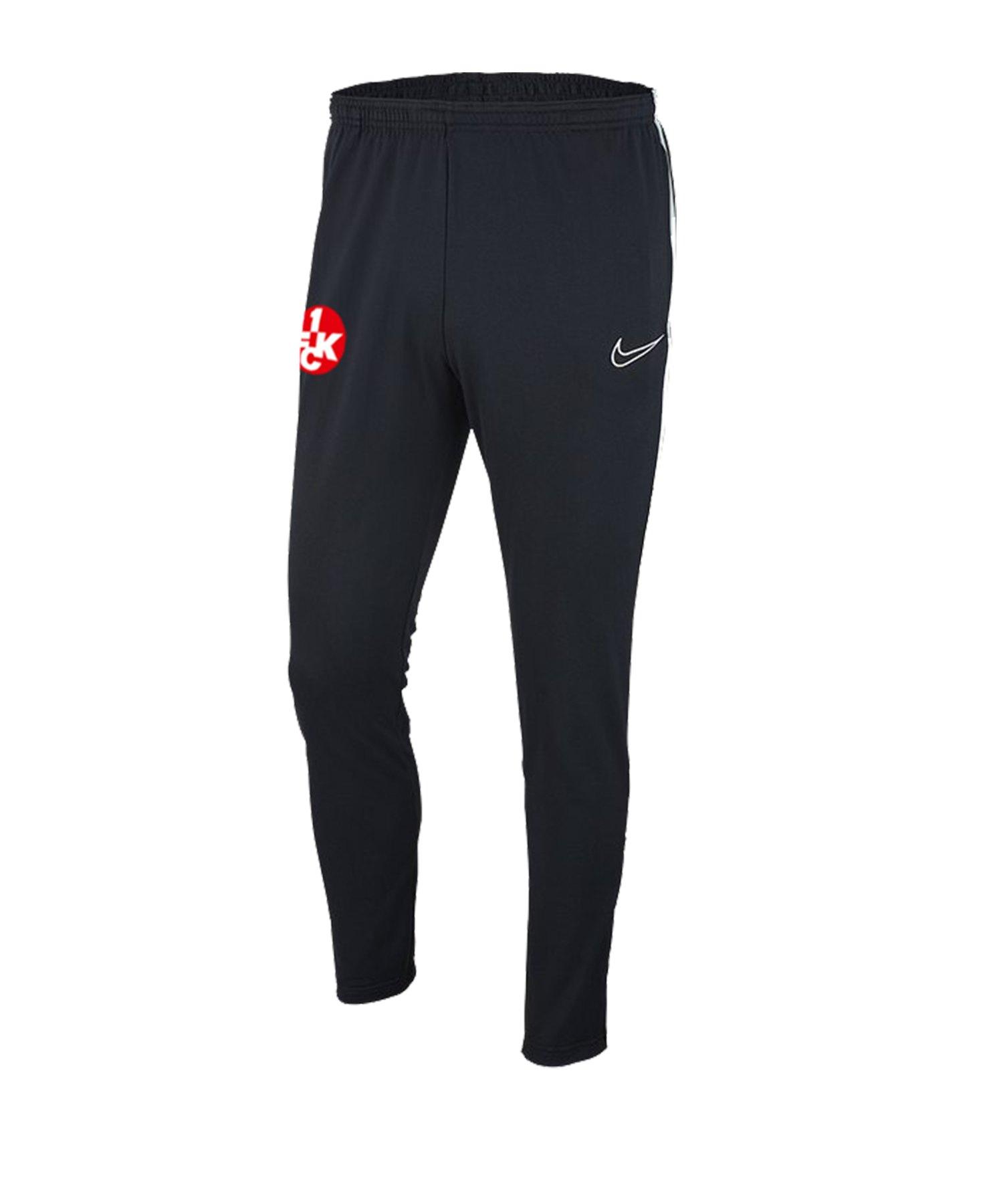 Nike 1. FC Kaiserslautern Trainingshose Kids F010 - schwarz