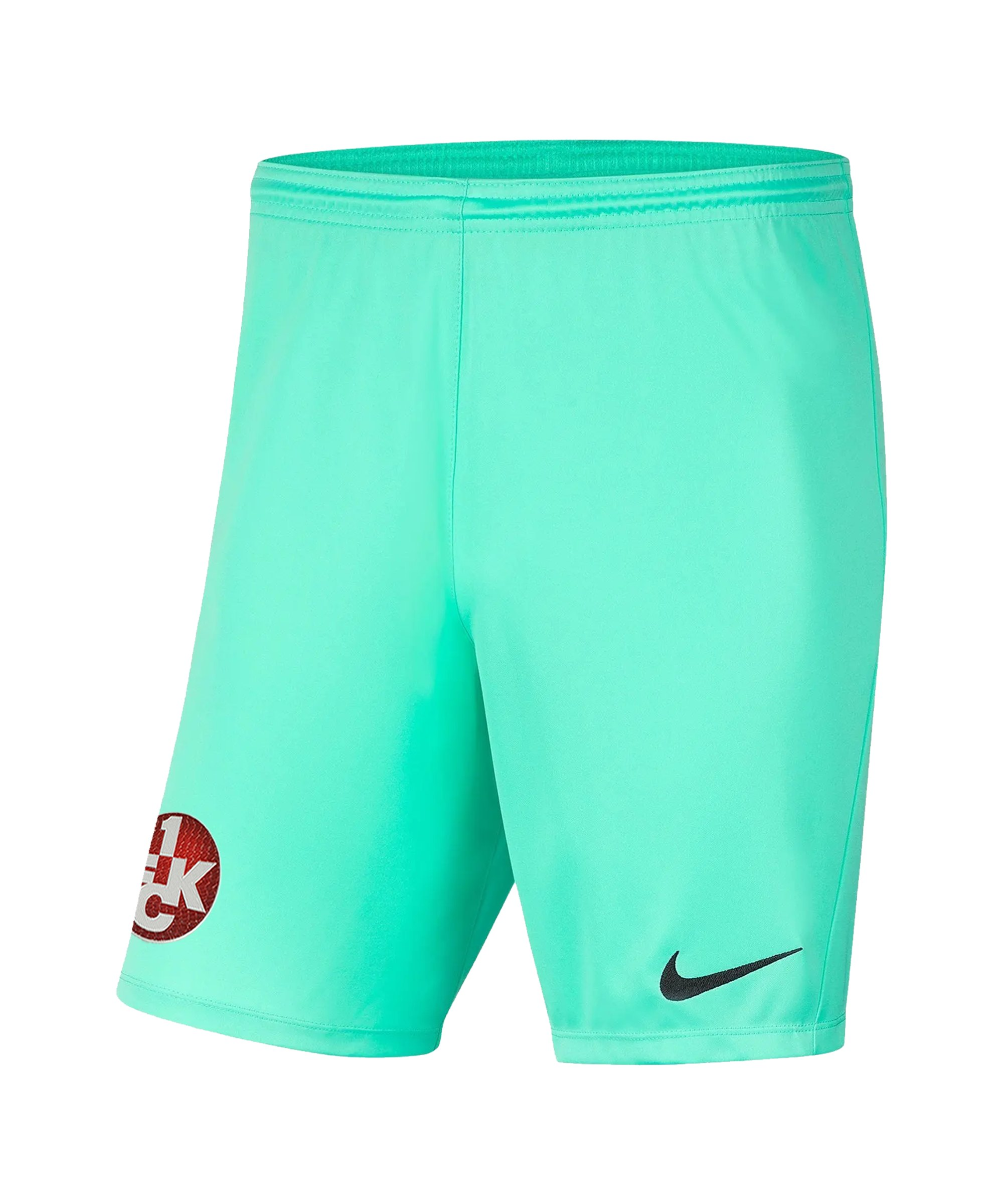 Nike 1. FC Kaiserslautern TW-Short 2021/2022 Kids F354 - tuerkis