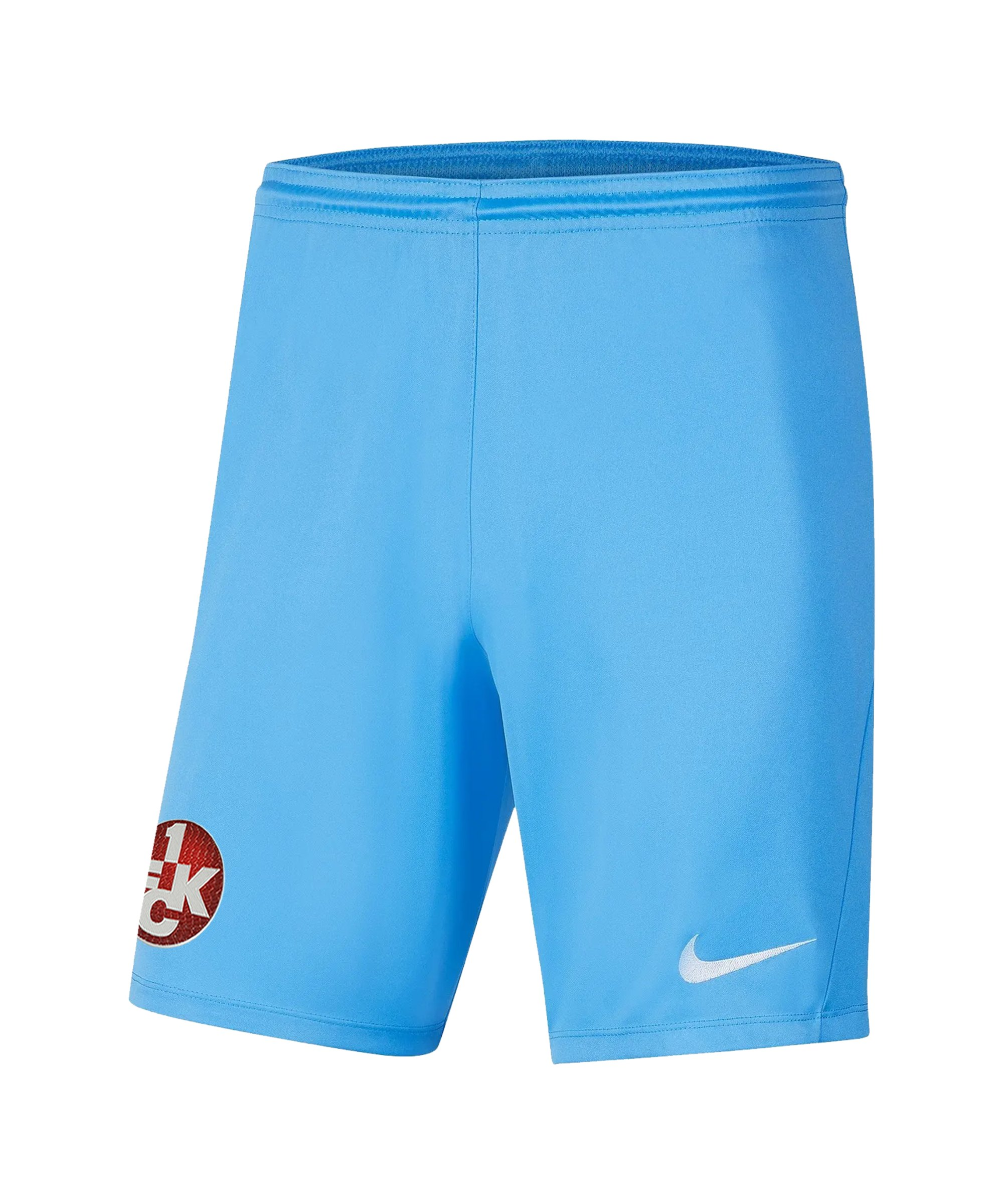 Nike 1. FC Kaiserslautern TW-Short 2021/2022 Kids F412 - blau