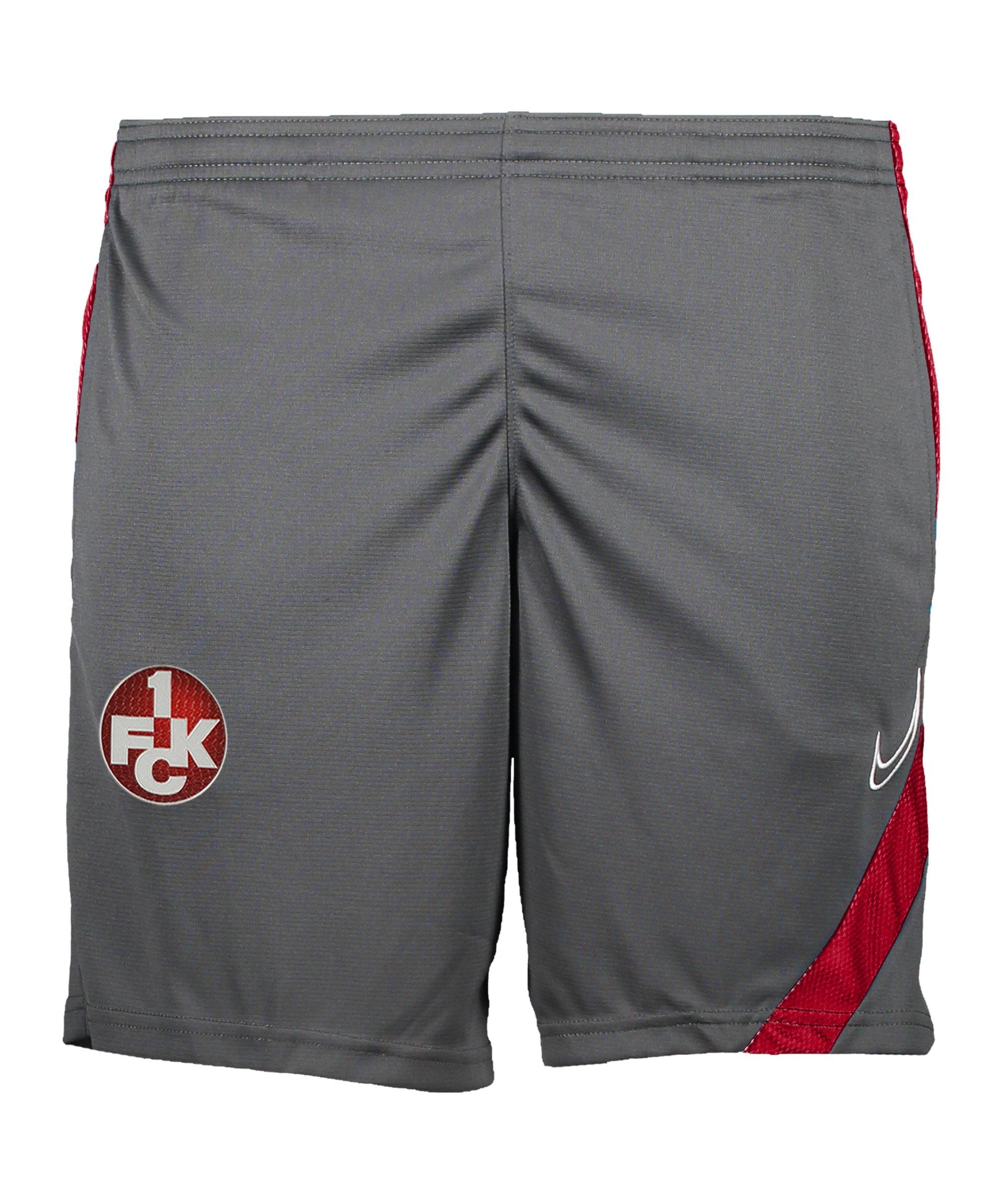 Nike 1. FC Kaiserslautern Short F062 - grau