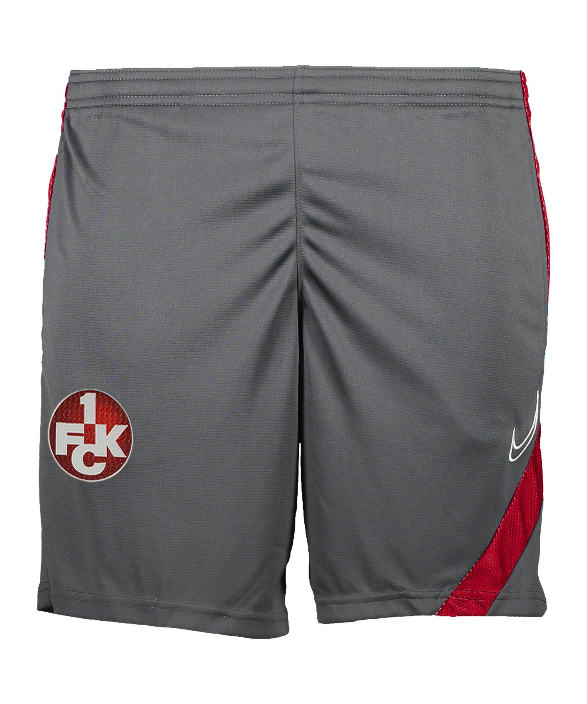 Nike 1. FC Kaiserslautern Short Kids F060 - grau