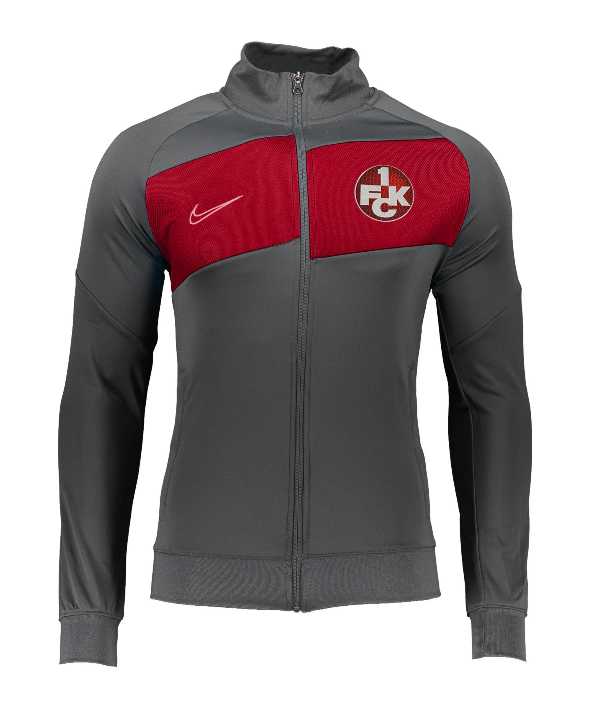 Nike 1. FC Kaiserslautern Jacke Kids F062 - grau