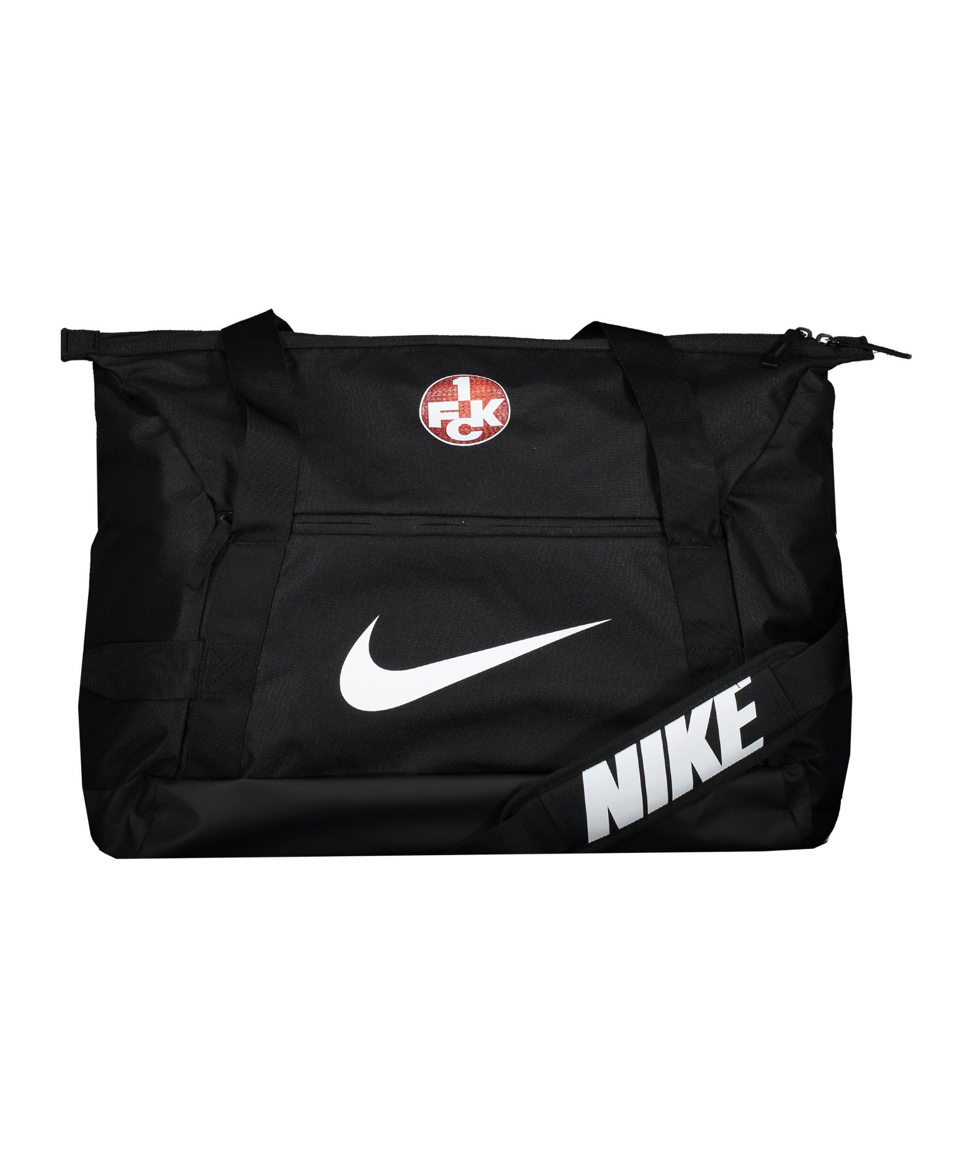 Nike 1. FC Kaiserslautern Duffle Tasche F010 - schwarz