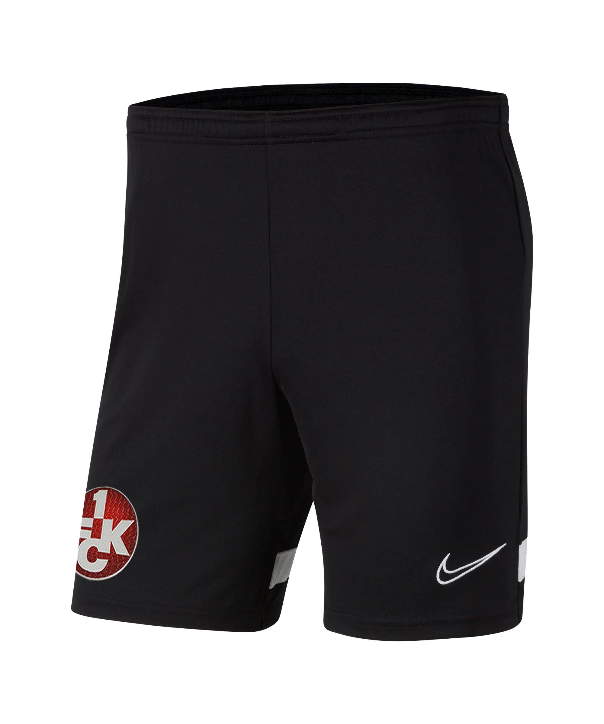 Nike 1. FC Kaiserslautern Trainingsshort Kids F010 - schwarz