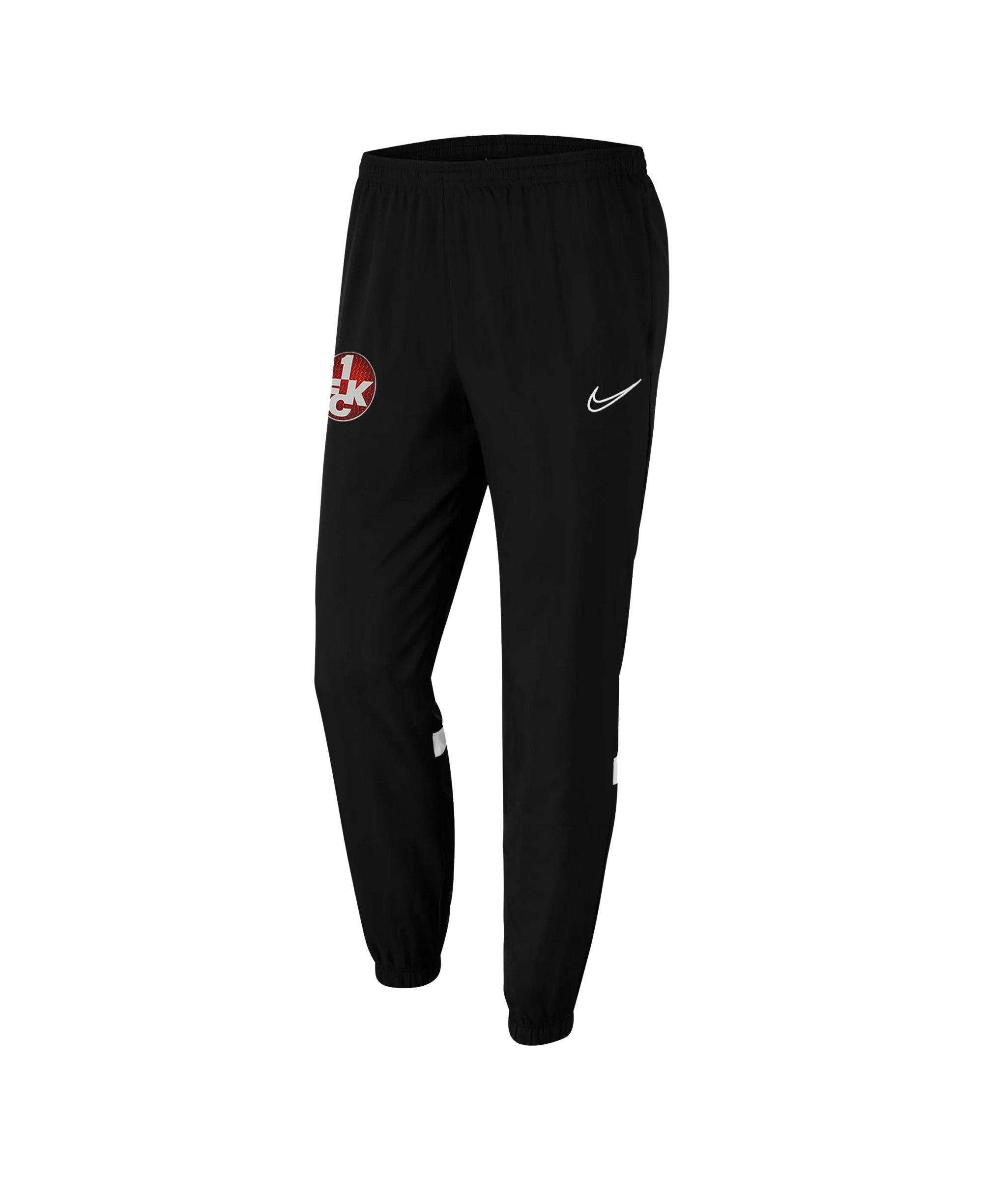 Nike 1. FC Kaiserslautern Trainingshose Woven F010 - schwarz