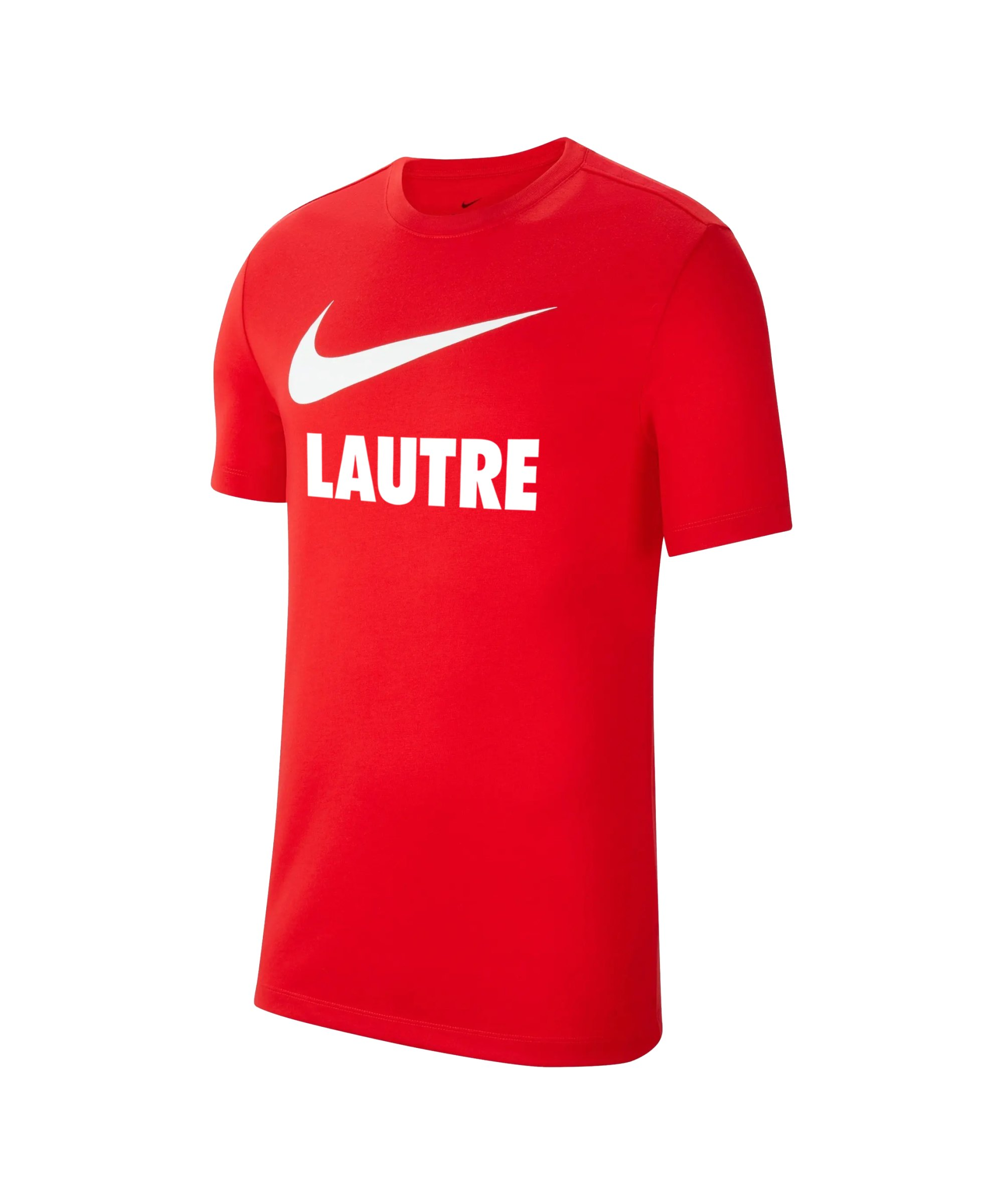 Nike 1. FC Kaiserslautern T-Shirt Rot F657 - rot