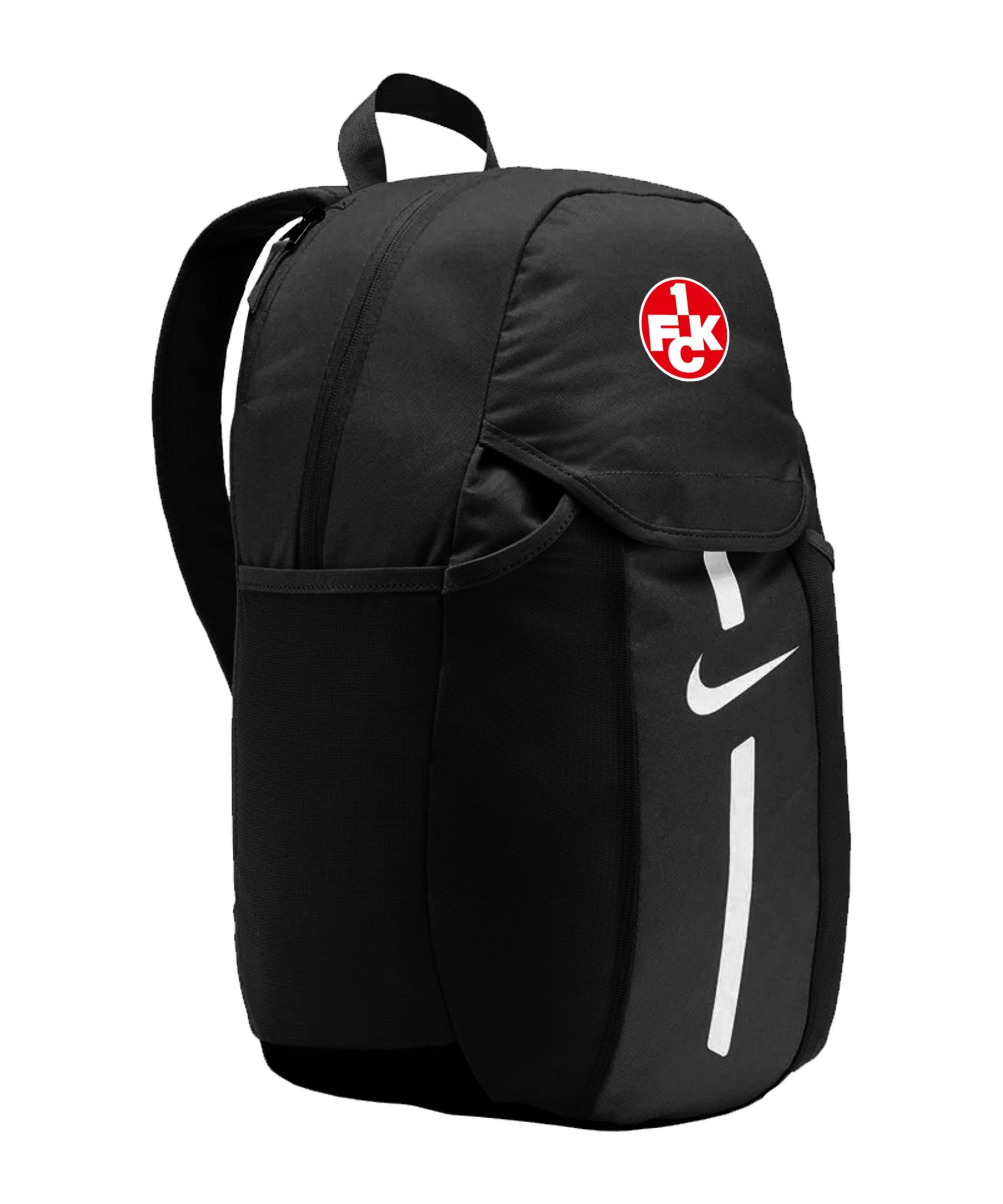 Nike 1. FC Kaiserslautern Rucksack Schwarz F010 - schwarz