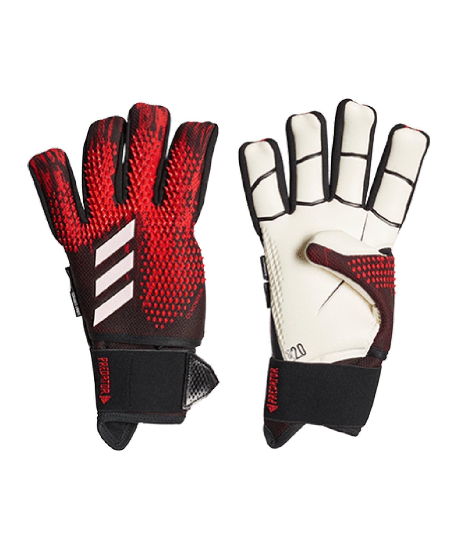 adidas Predator Pro Ultimate TW-Handschuh Schwarz - schwarz