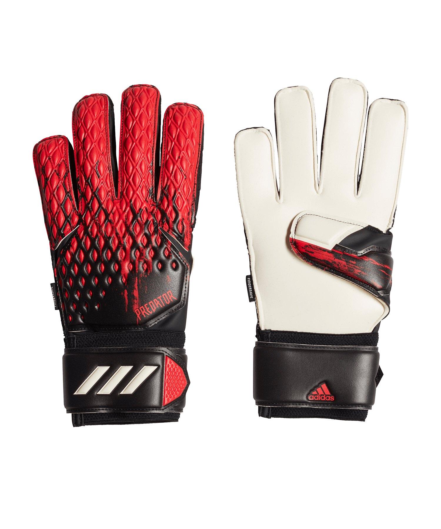 adidas Predator MTC FS TW-Handschuh Schwarz Rot - schwarz