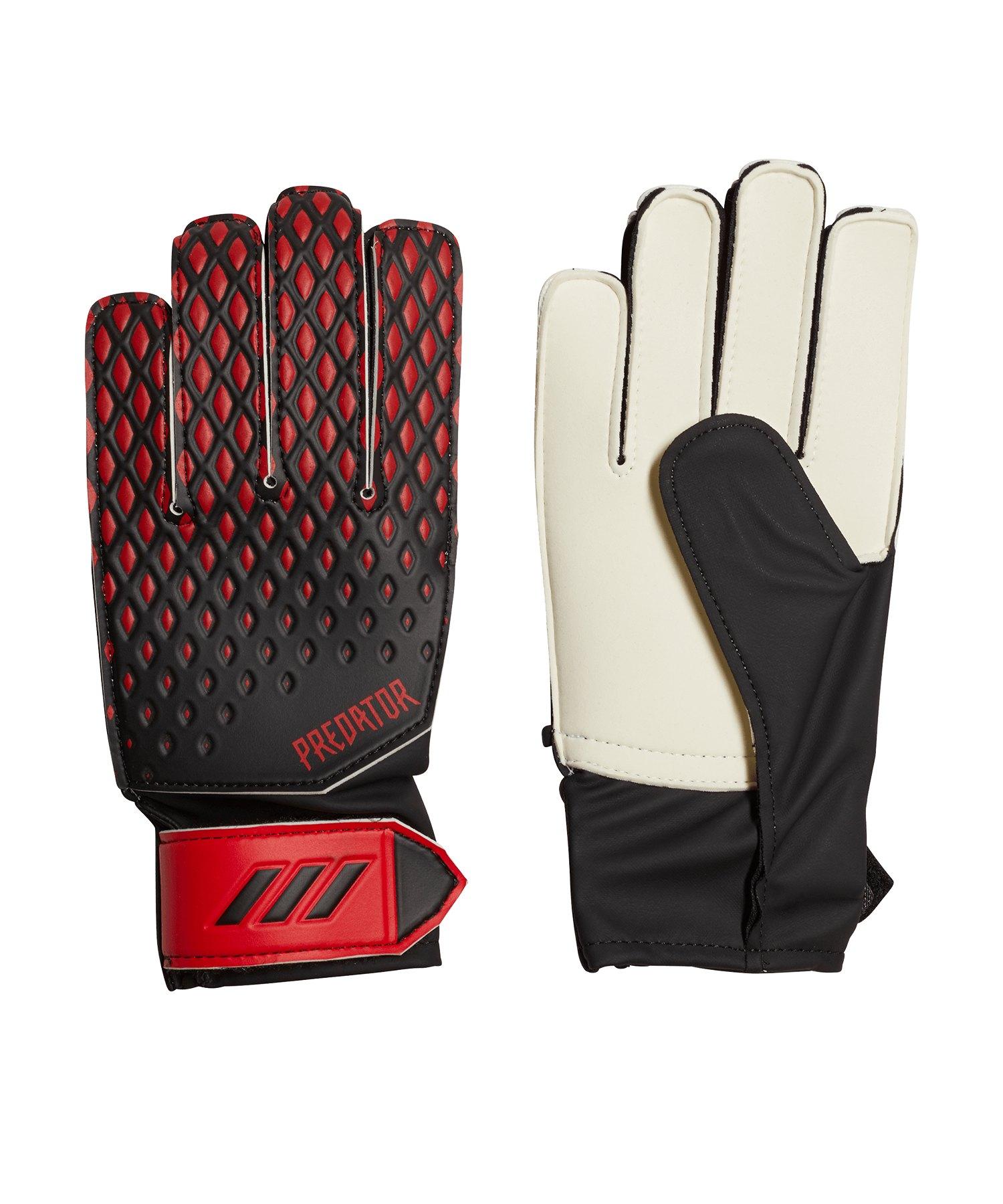 adidas Predator TRN TW-Handschuh Kids Schwarz - schwarz
