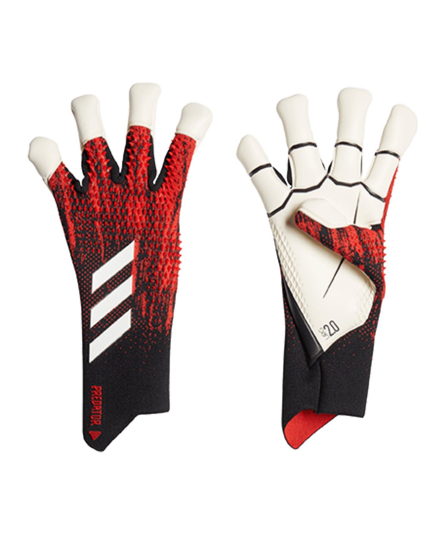 adidas Predator Pro Hybrid TW-Handschuh Schwarz - schwarz