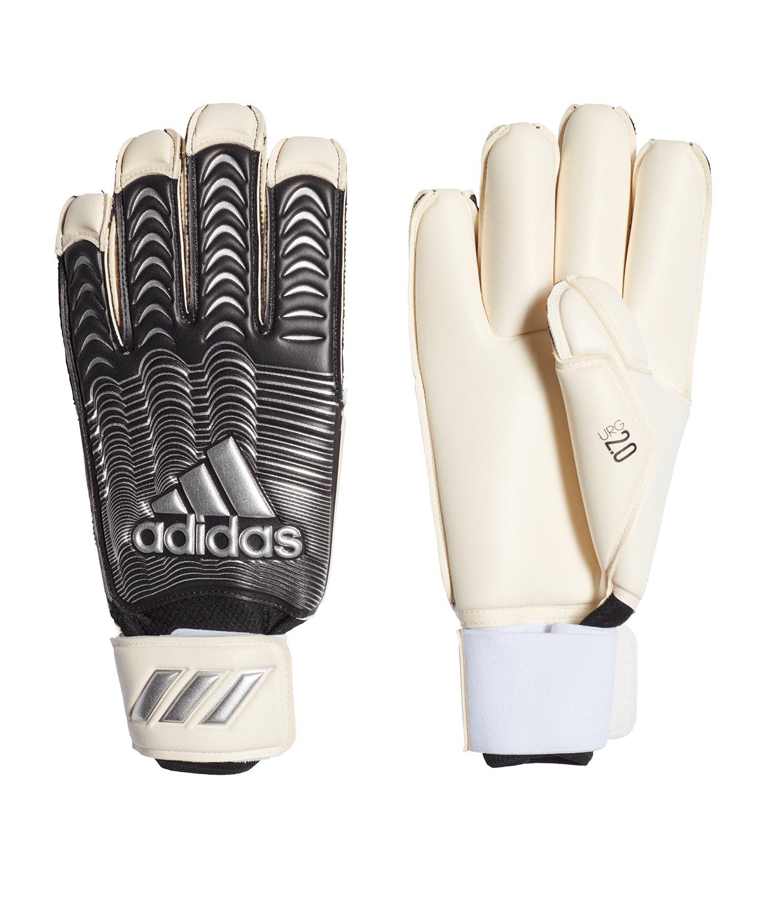 adidas Classic Pro FT TW-Handschuh Weiss Silber - weiss