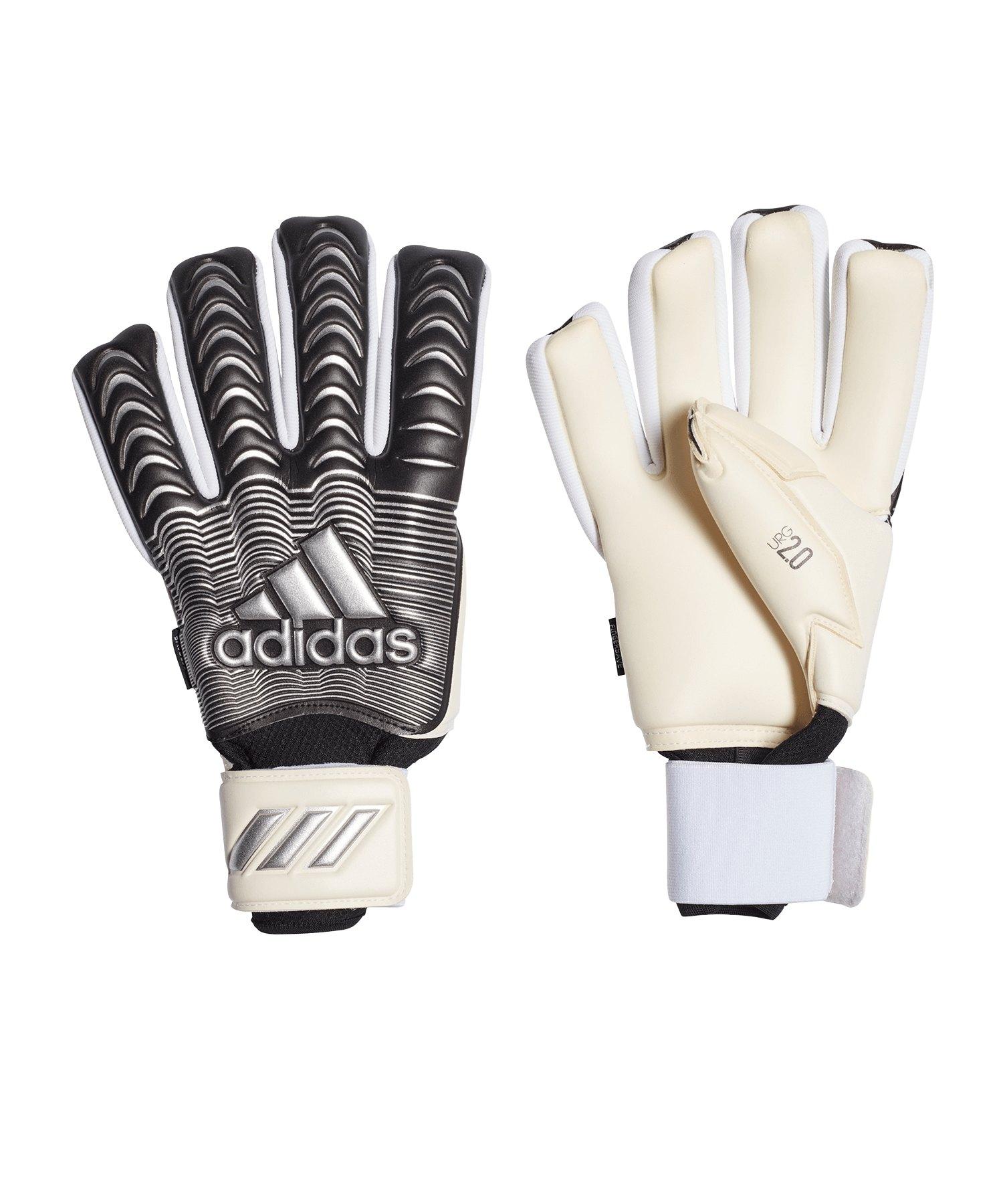 adidas Classic Pro FS TW-Handschuh Weiss Silber - weiss