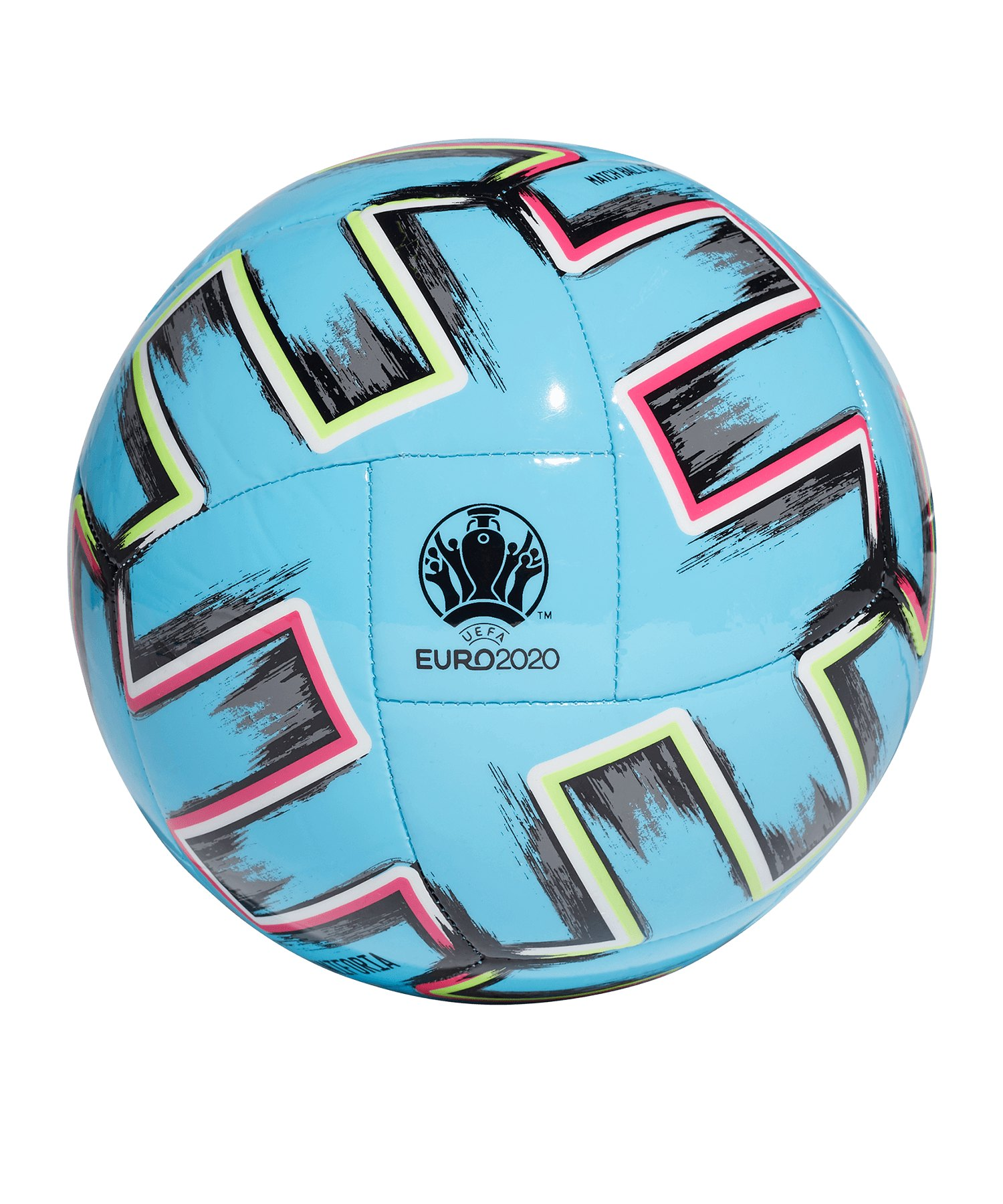 adidas Unifo BCH Pro Trainingsball - blau