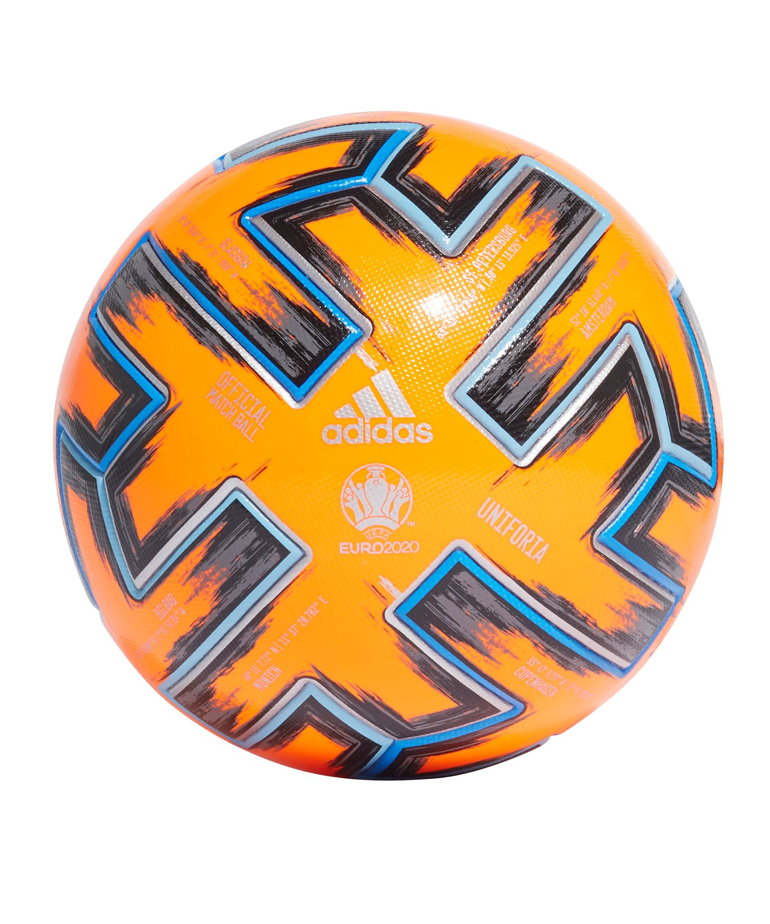 adidas Pro Uniforia Spielball Orange - orange