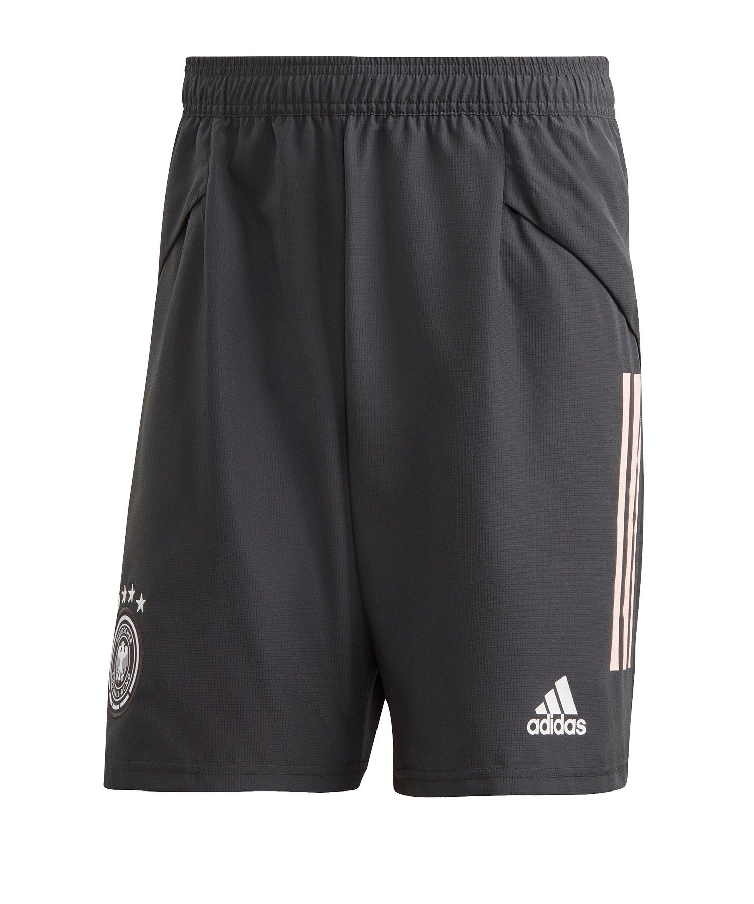 adidas DFB Deutschland DT Short Grau - grau