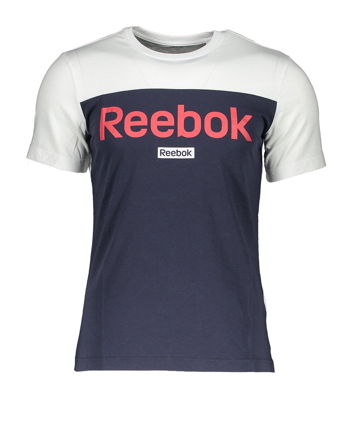 Reebok Classics Tee T-Shirt Weiss - weiss