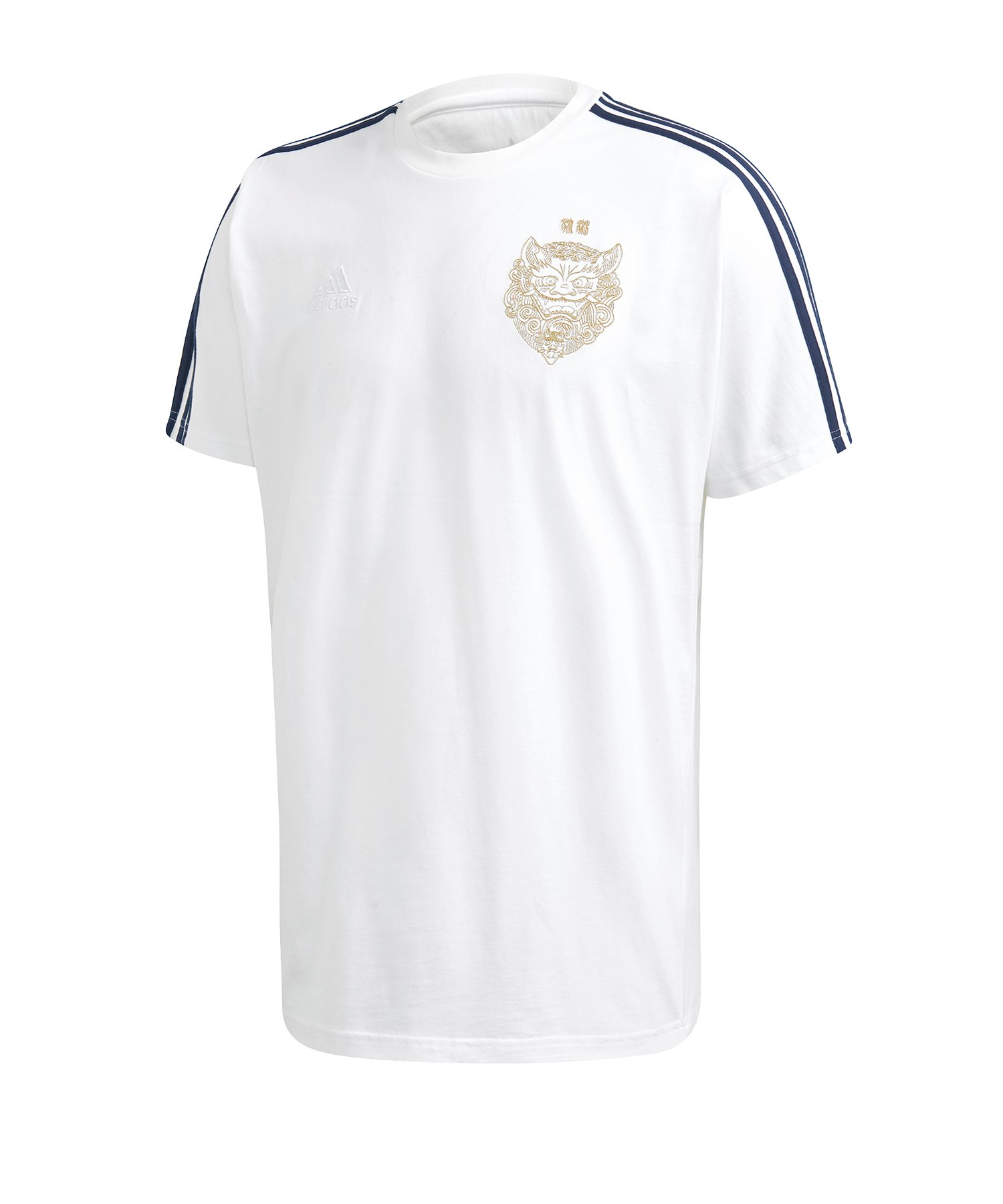 adidas Real Madrid CNY T-Shirt Weiss - weiss