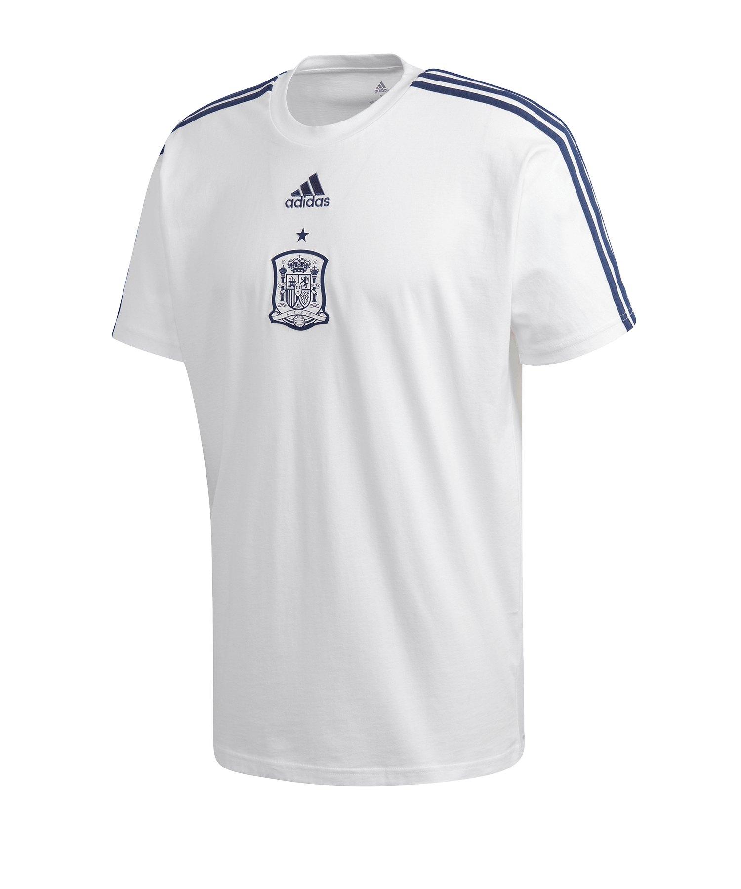 adidas Spanien T-Shirt Weiss - weiss