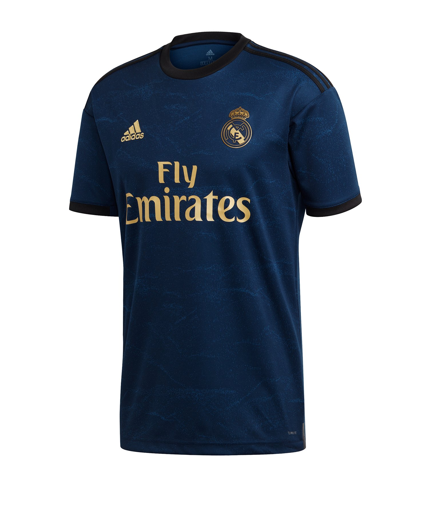 adidas Real Madrid Trikot Away 2019/2020 Blau - Blau
