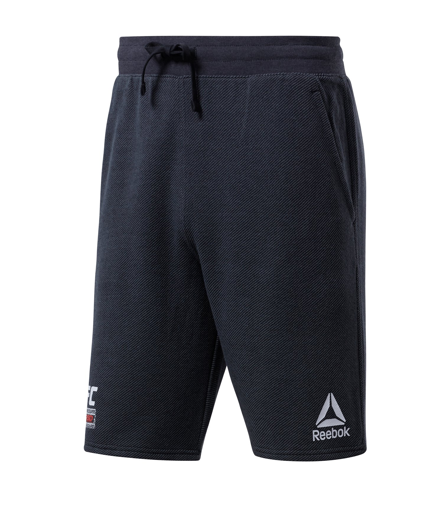Reebok UFC FG Fight Week Short Schwarz - schwarz