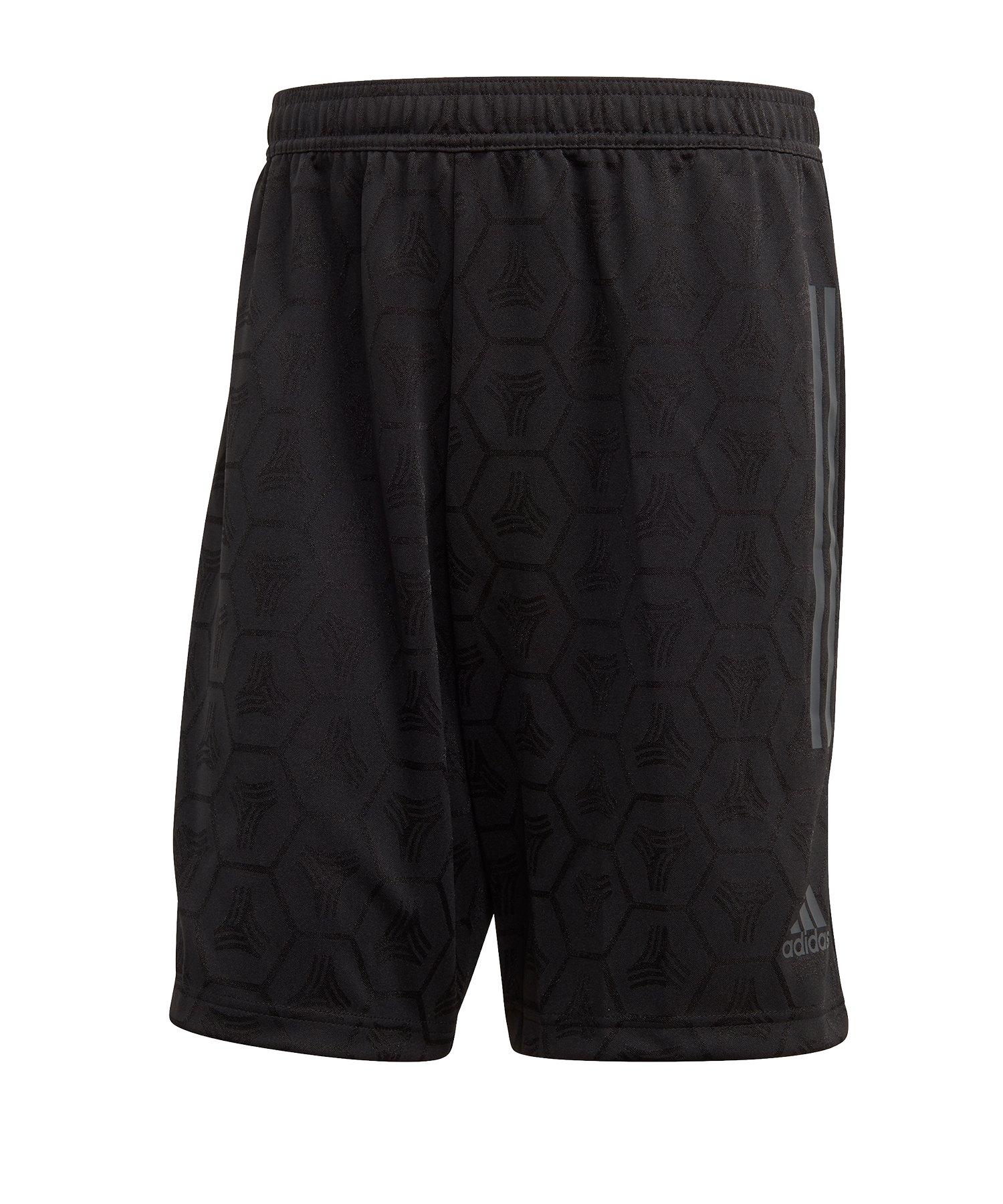 adidas Tango JQD Short Schwarz - schwarz