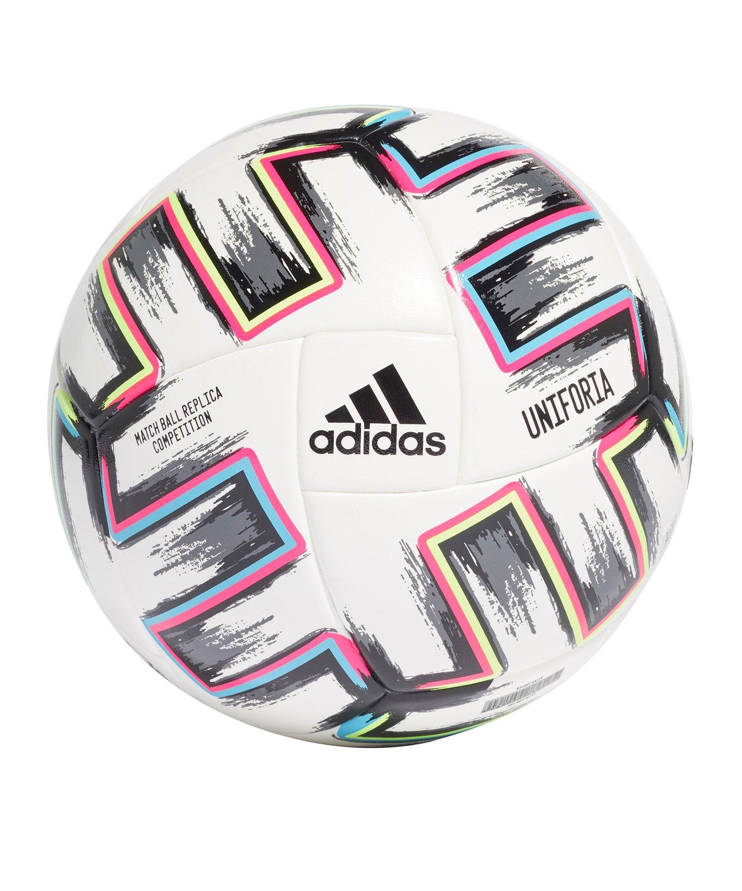 adidas Com Uniforia Spielball Weiss - weiss