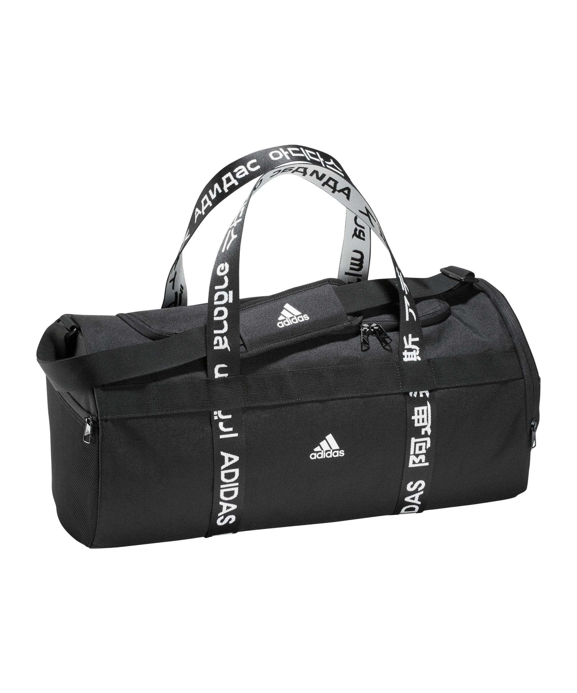 adidas 4ATHLTS M Tasche Schwarz - schwarz