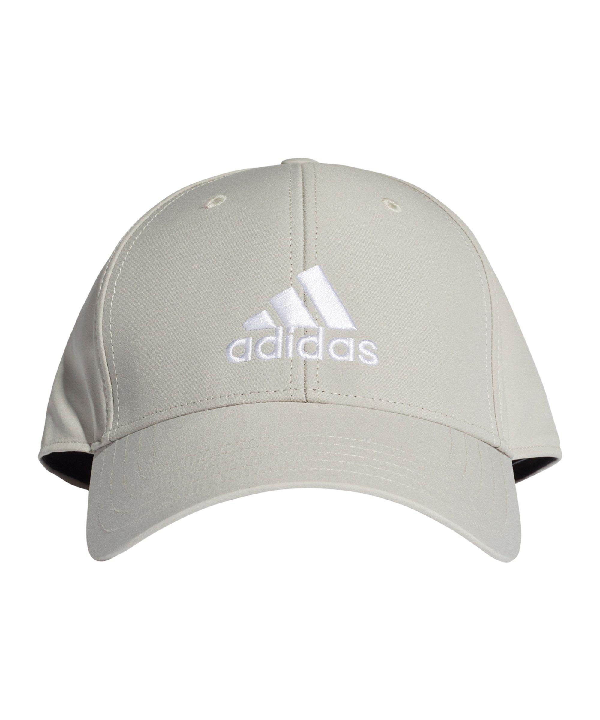 adidas Baseball Cap Kappe Grau - grau