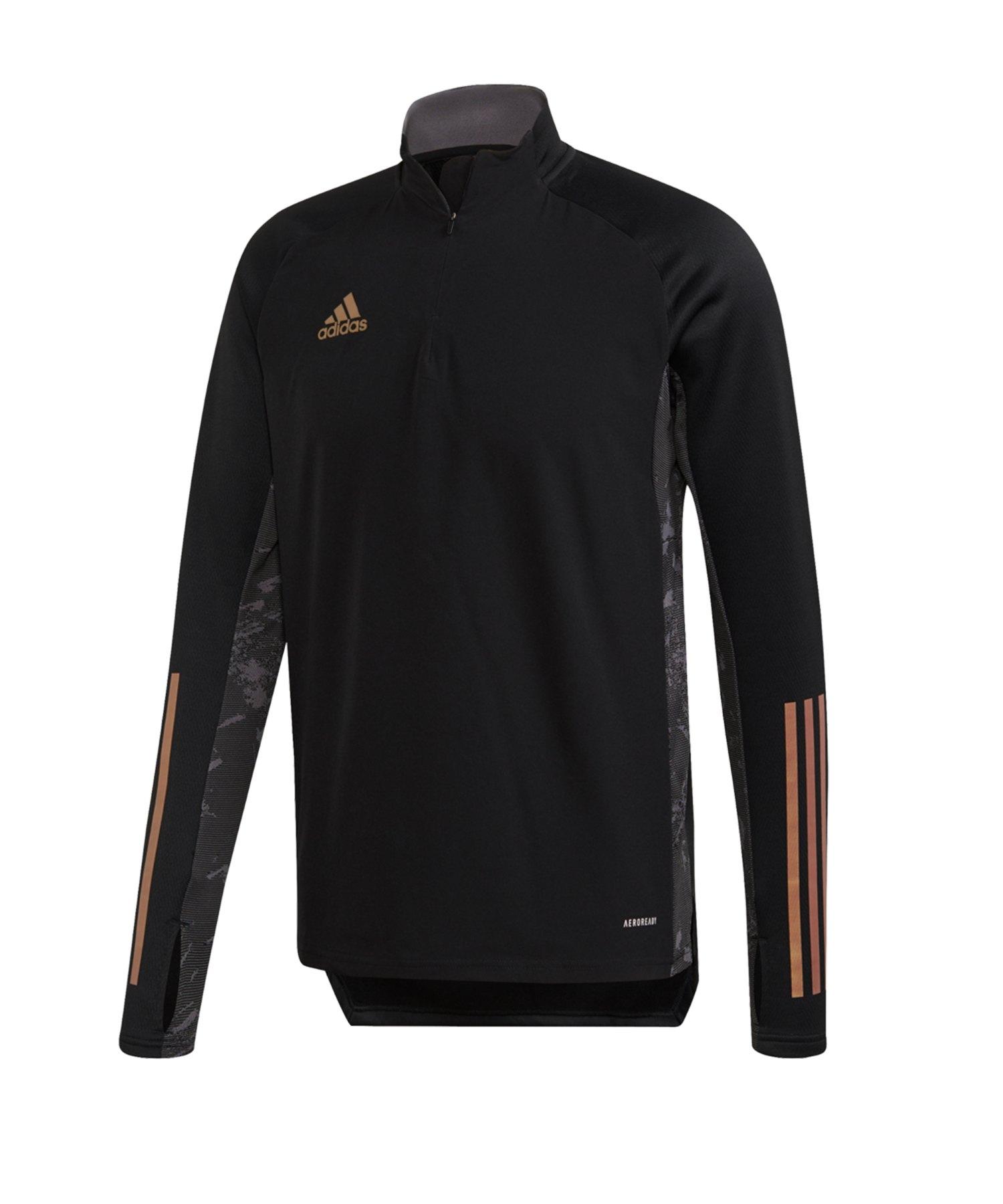adidas Condivo 20 Ult W Sweatshirt Schwarz - schwarz