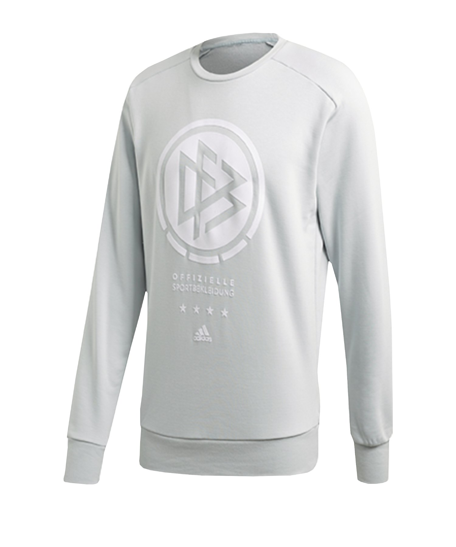 adidas DFB Deutschland SSP Sweatshirt Grau - grau