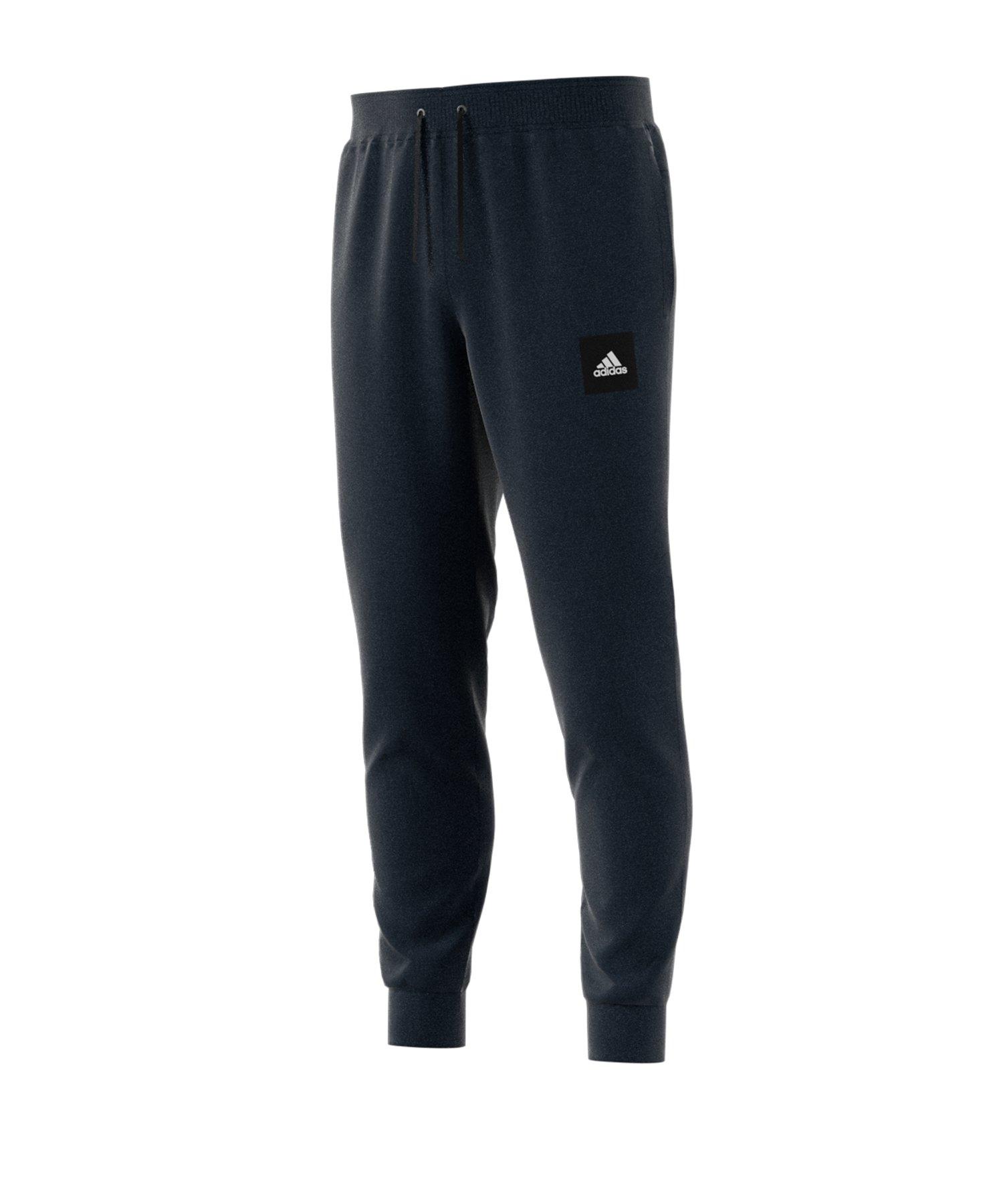 adidas Must Haves Pant Hose Blau - schwarz