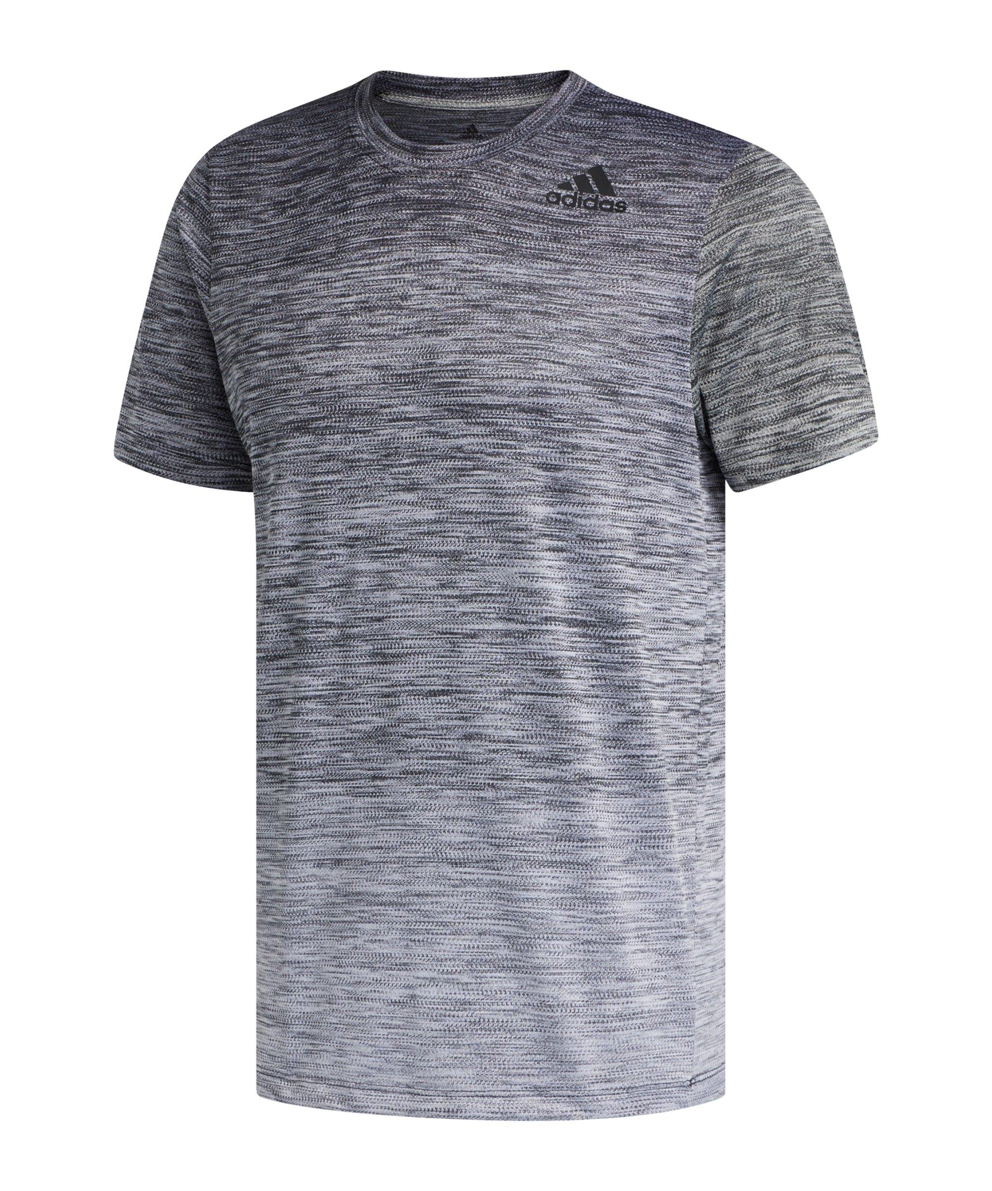 adidas Tech Gradient T-Shirt Grau - grau