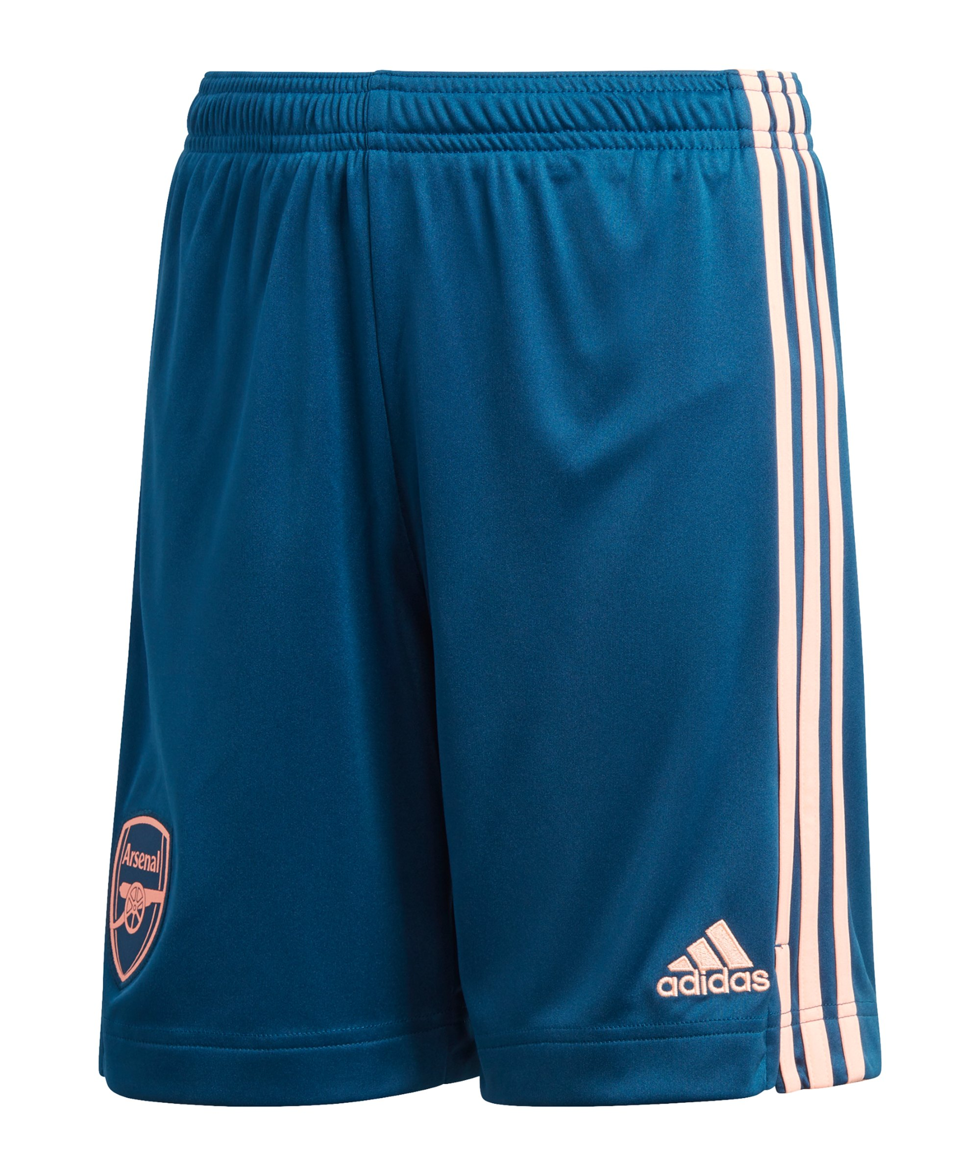 adidas FC Arsenal London 3rd Short 2020/2021 Kids - blau