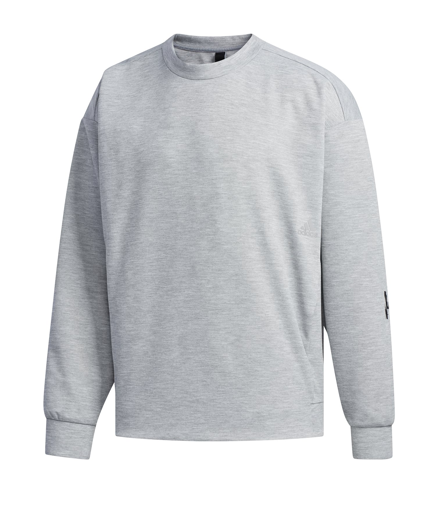 adidas Must Haves Sweatshirt Grau - grau
