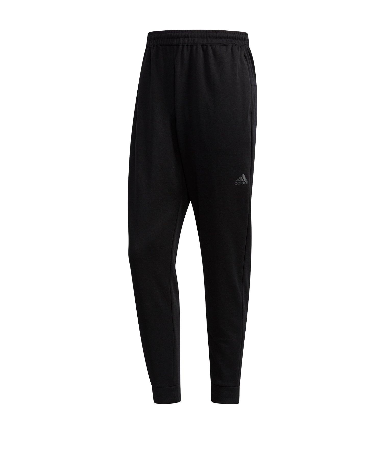 adidas Must Haves Sweat Pant Schwarz - schwarz