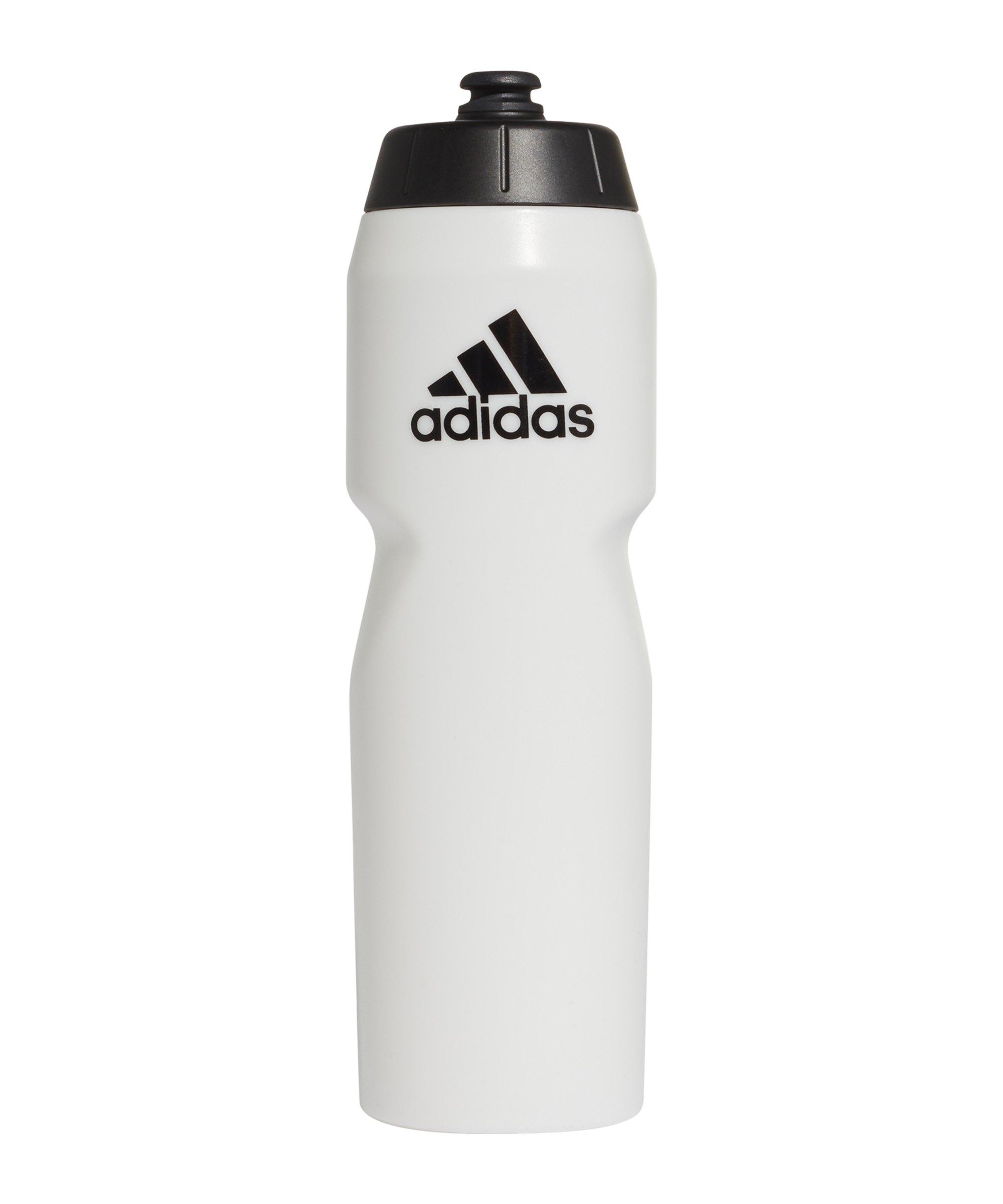 adidas Performance Trinkflasche 750ml Weiss - weiss