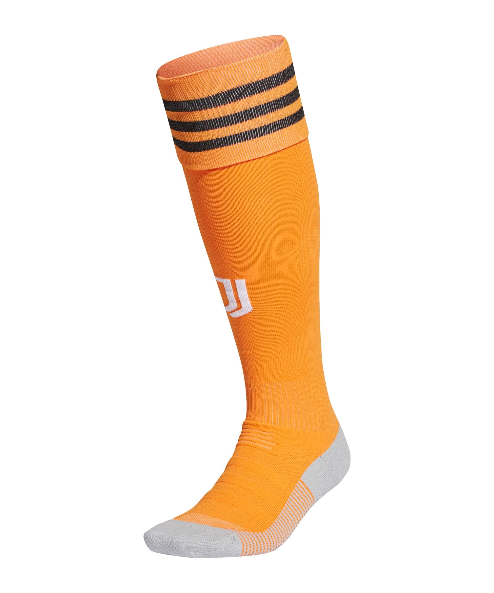 adidas Juventus Turin Stutzen UCL 2020/2021 Orange - orange