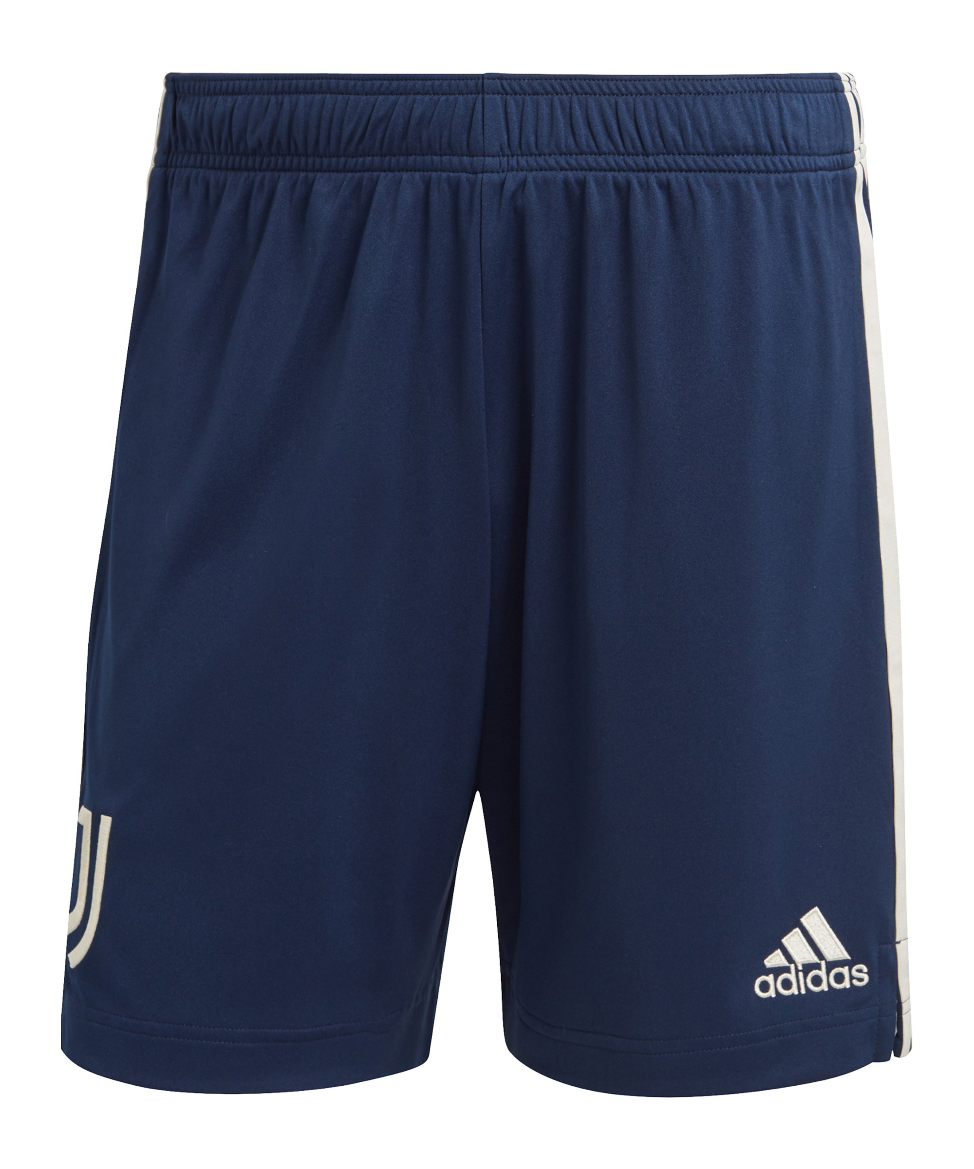 adidas Juventus Turin Short Away 2020/2021 Kids - blau