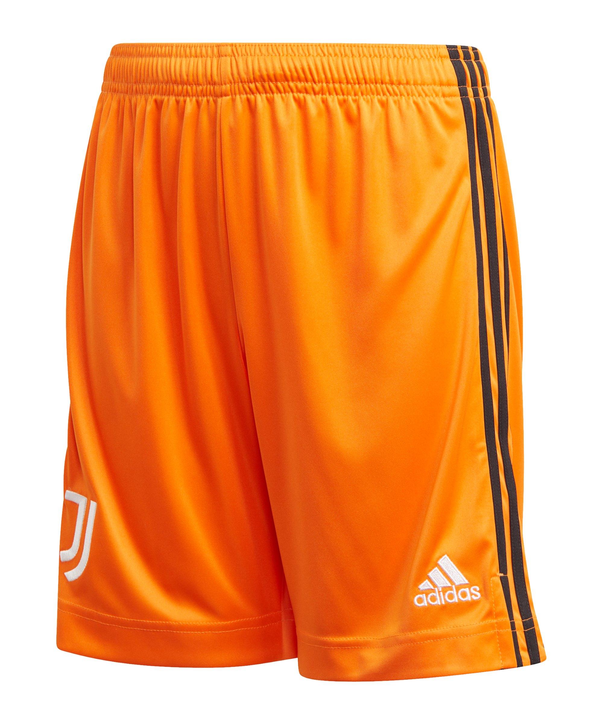adidas Juventus Turin Short UCL 2020/2021 Orange - orange
