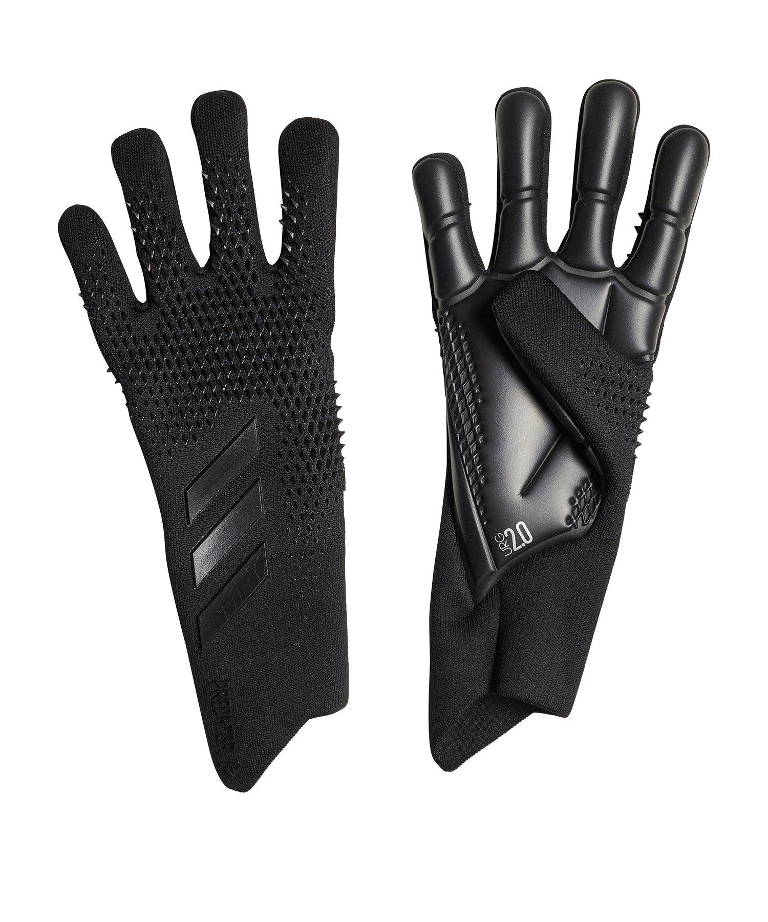 adidas Predator Pro TW-Handschuh Schwarz - schwarz