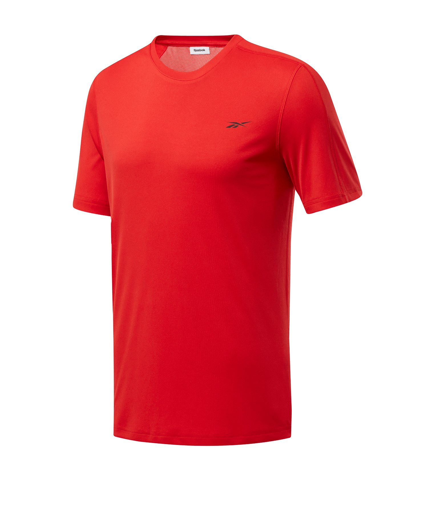 Reebok Workout Ready Tech T-Shirt Rot - rot