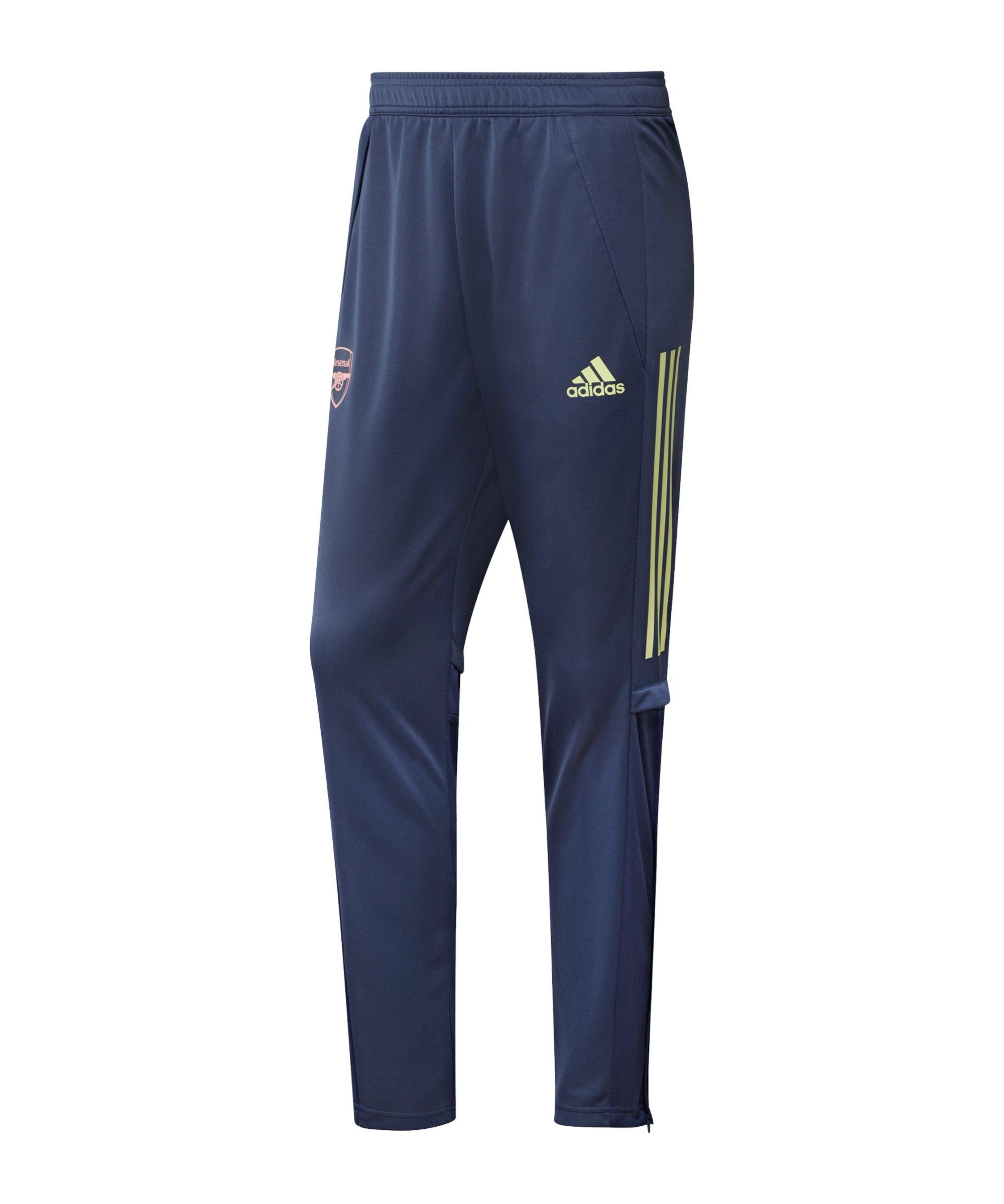 adidas FC Arsenal London Trainingshose Blau - blau