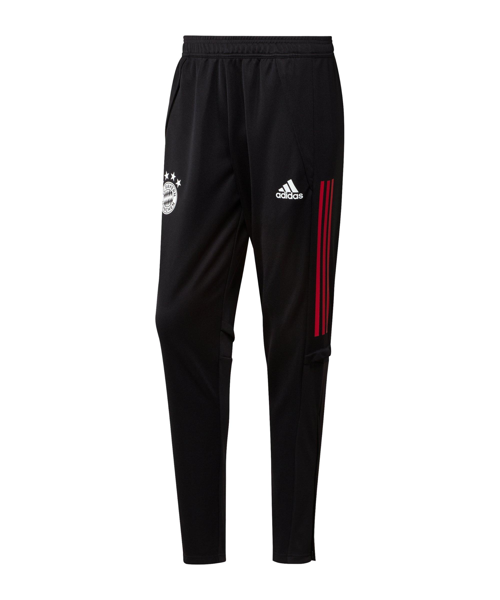 adidas FC Bayern München Trainingshose Schwarz - schwarz