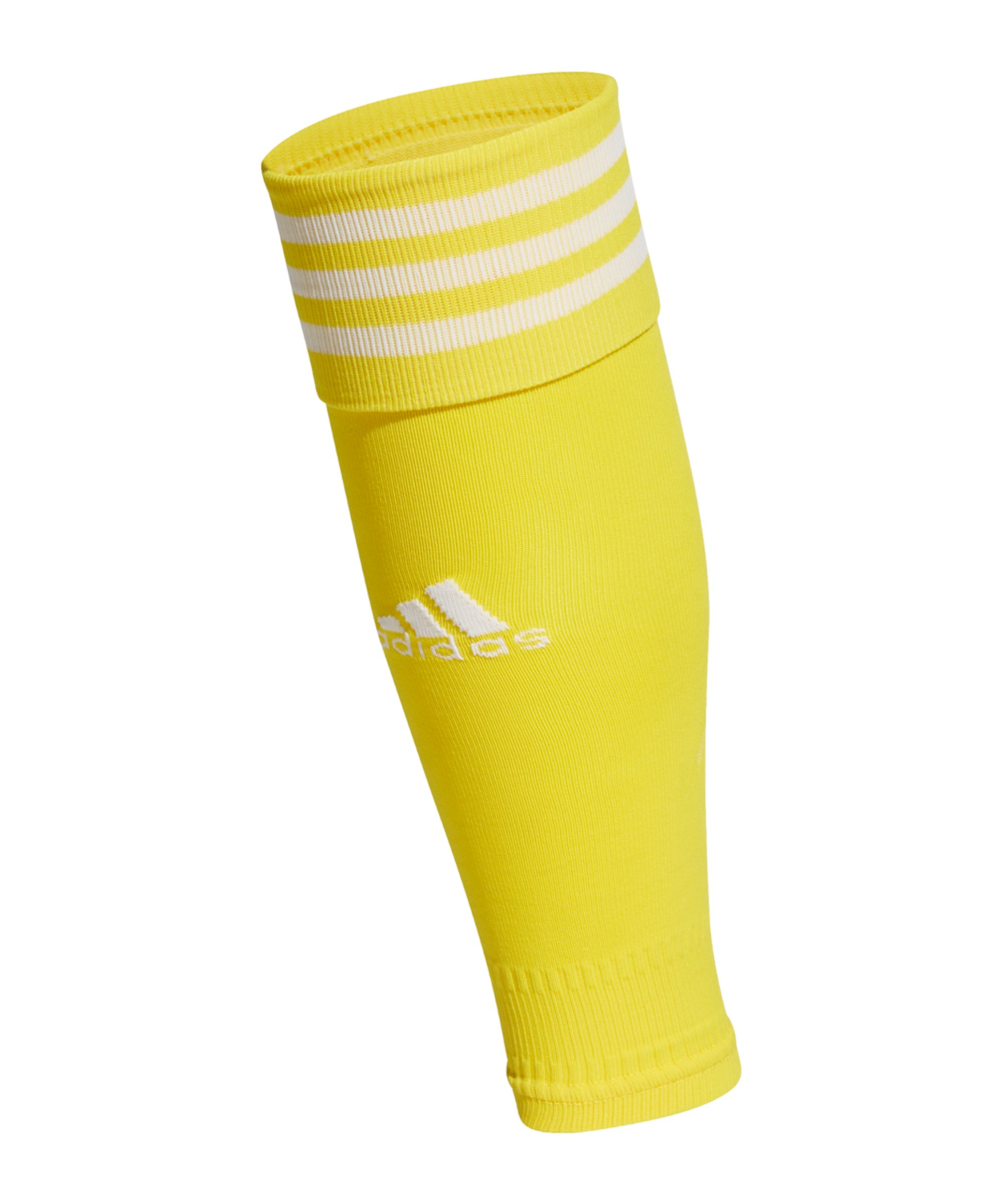 adidas Compression Sleeve Gelb Weiss - gelb