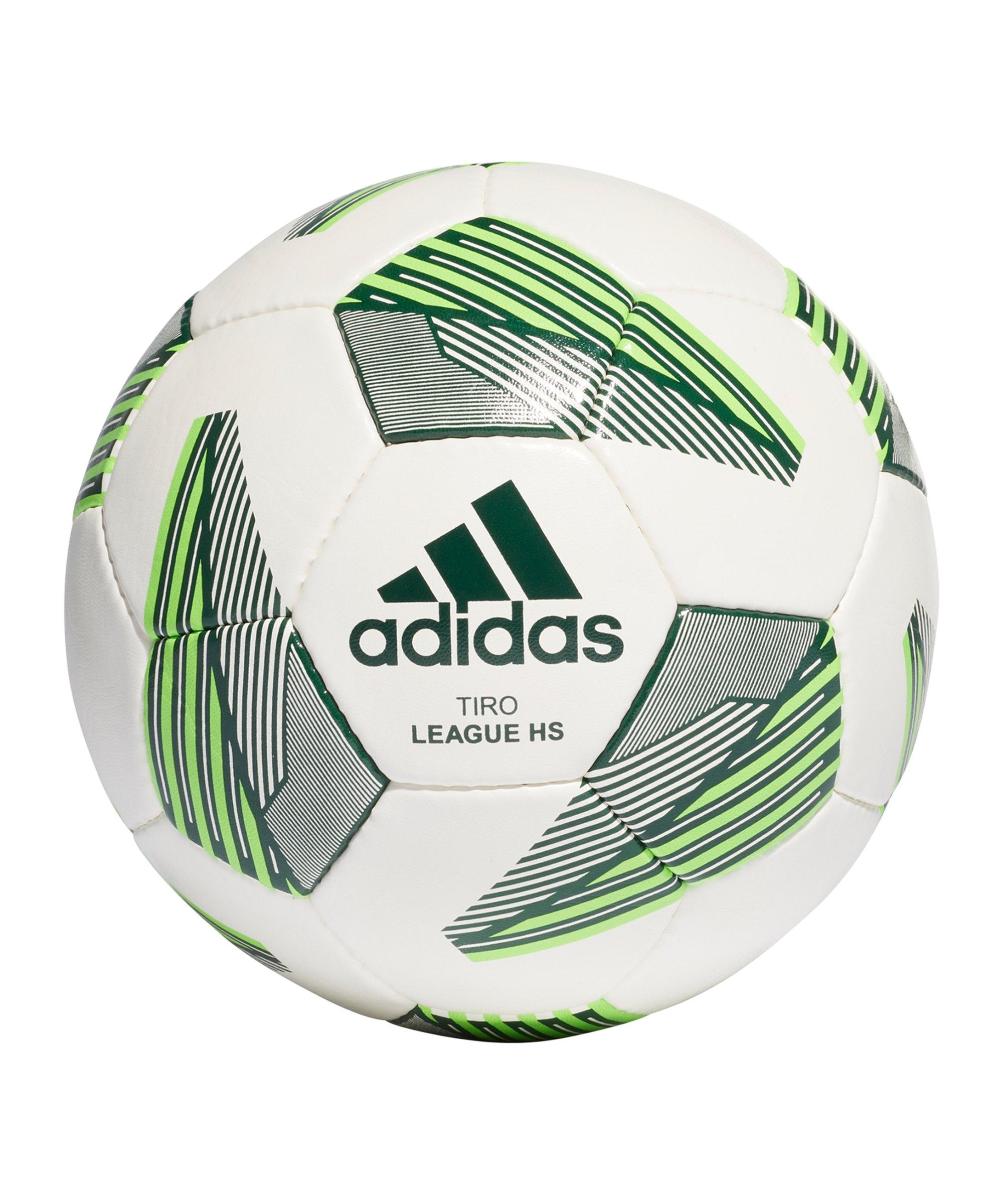 adidas Tiro Match Trainingsball Weiss - weiss