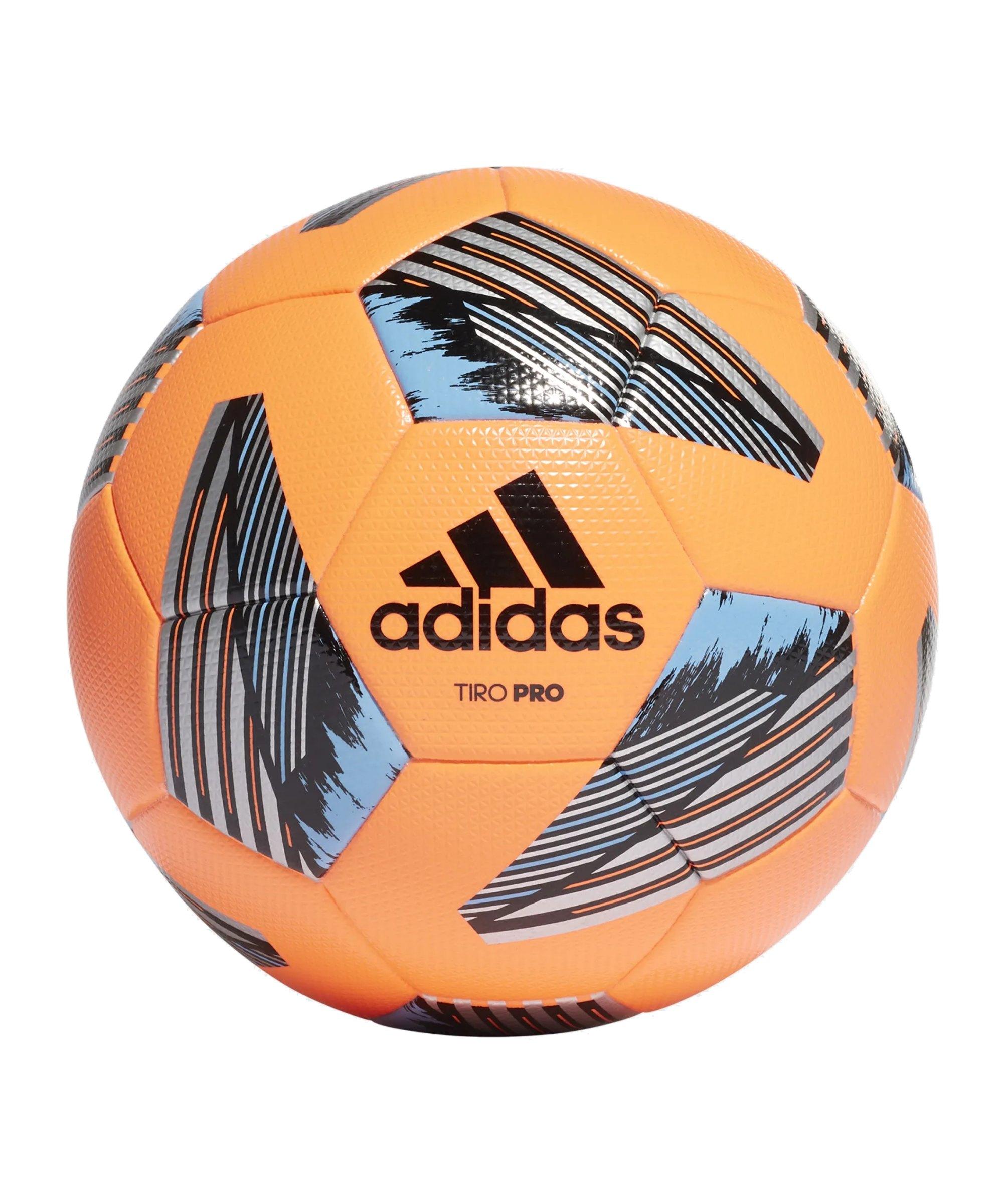 adidas Tiro Pro Winter Spielball Orange - orange
