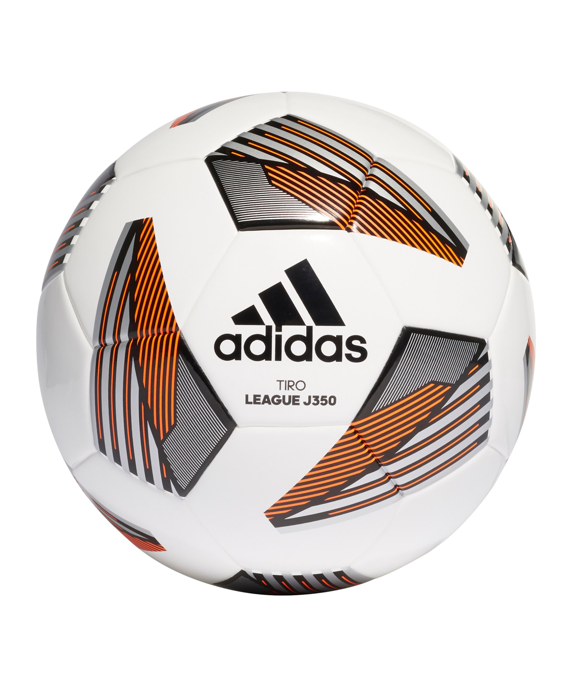adidas Tiro Junior 350 Gramm Lightball Weiss - weiss